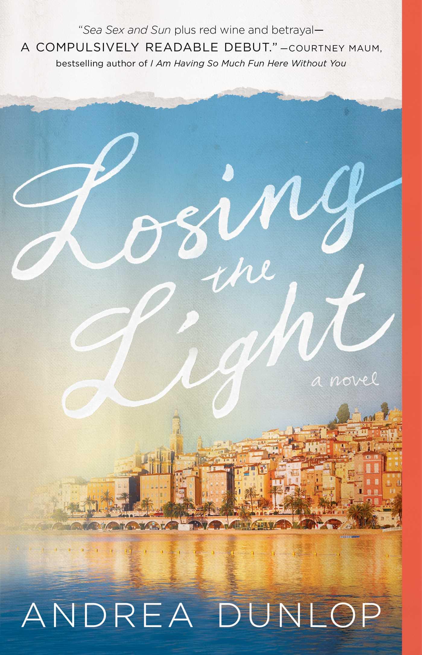 Losing the light 9781501109423 hr