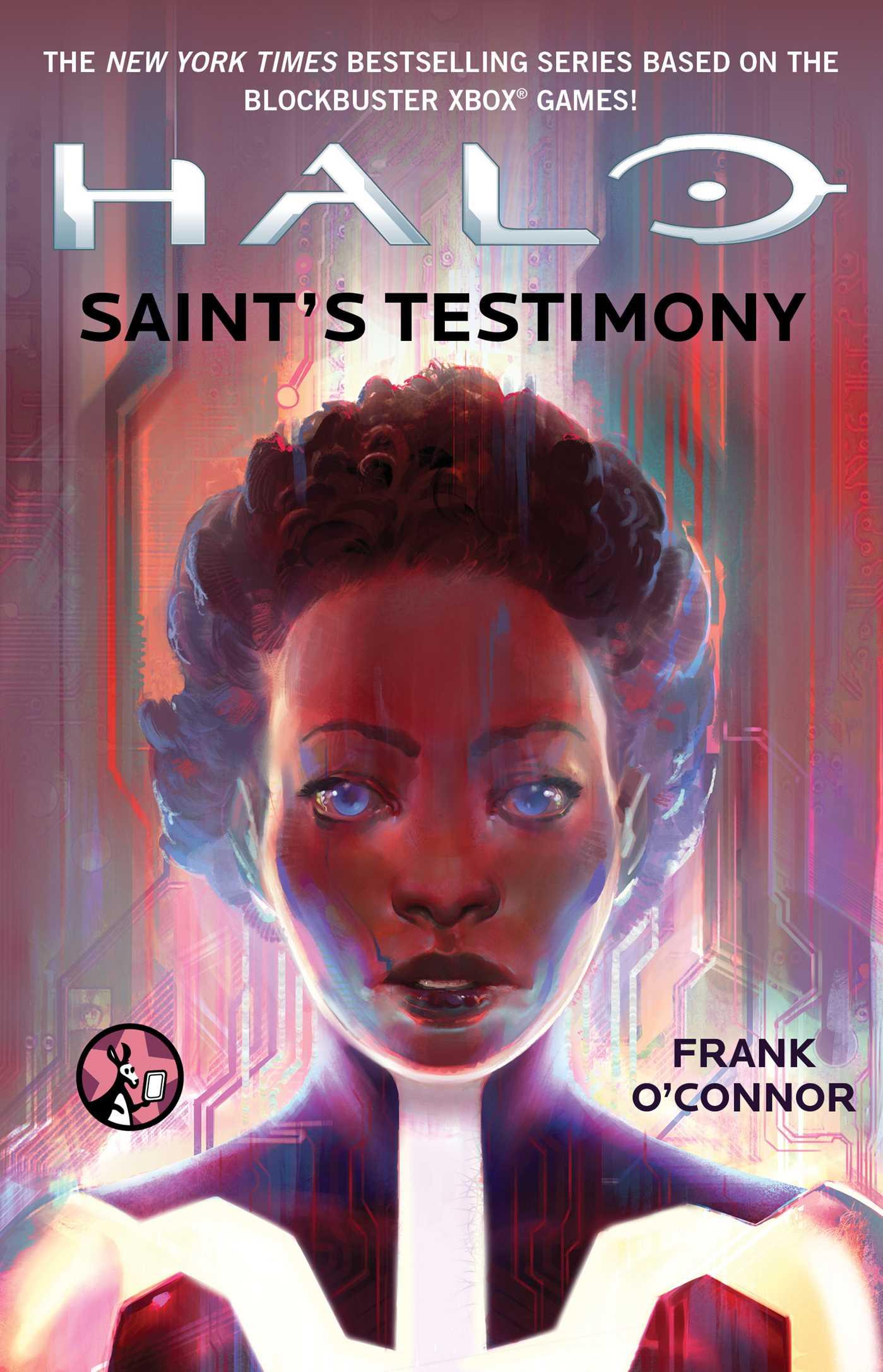 Halo saints testimony 9781501109690 hr