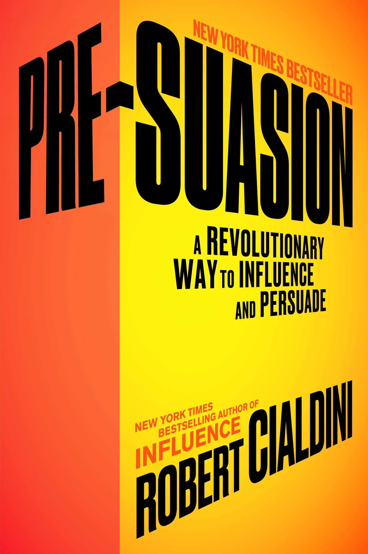 Pre-Suasion | Book by Robert Cialdini | Official Publisher ...