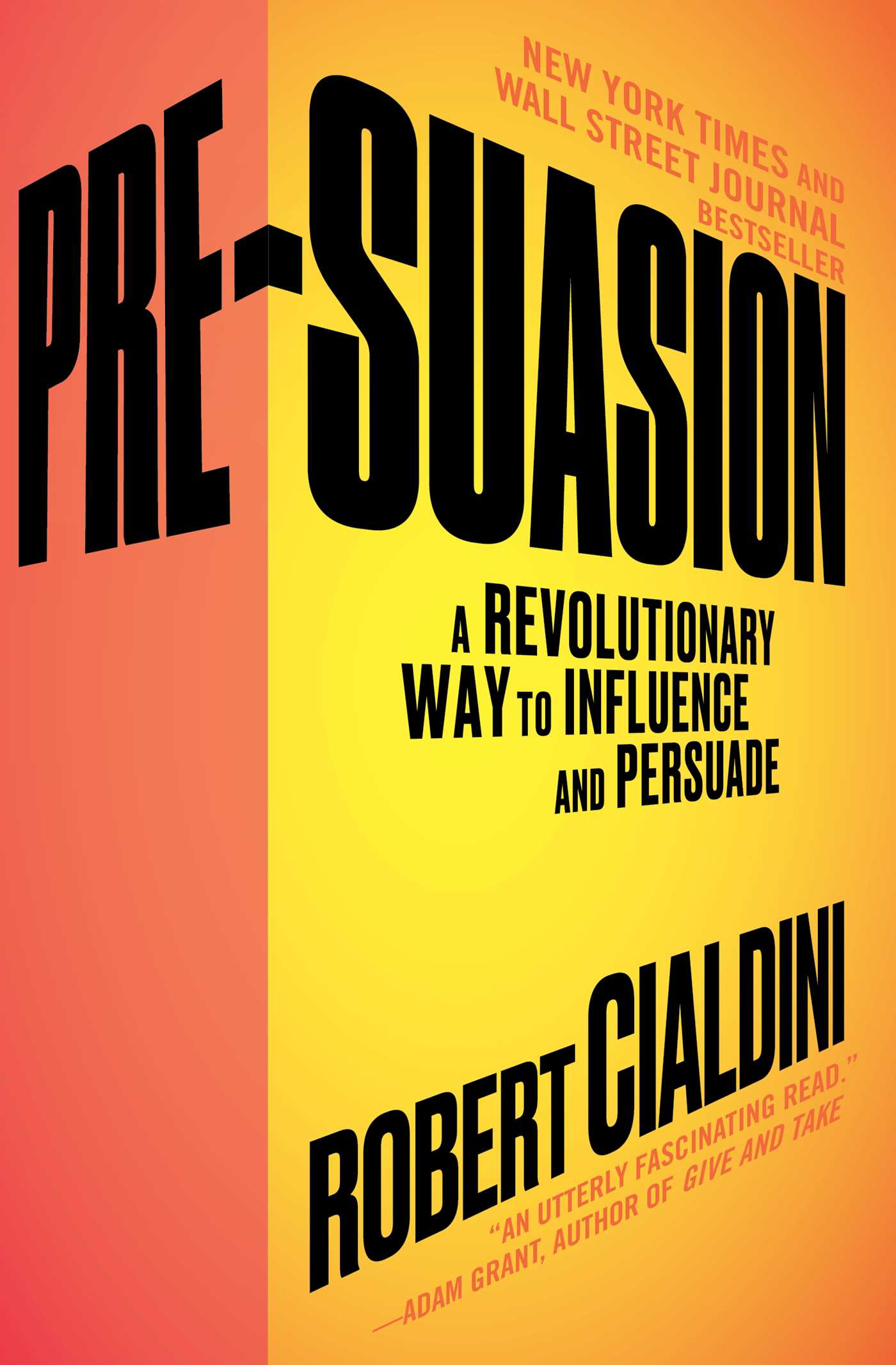 Pre suasion ebook by robert cialdini official publisher page pre suasion 9781501109812 hr fandeluxe Images