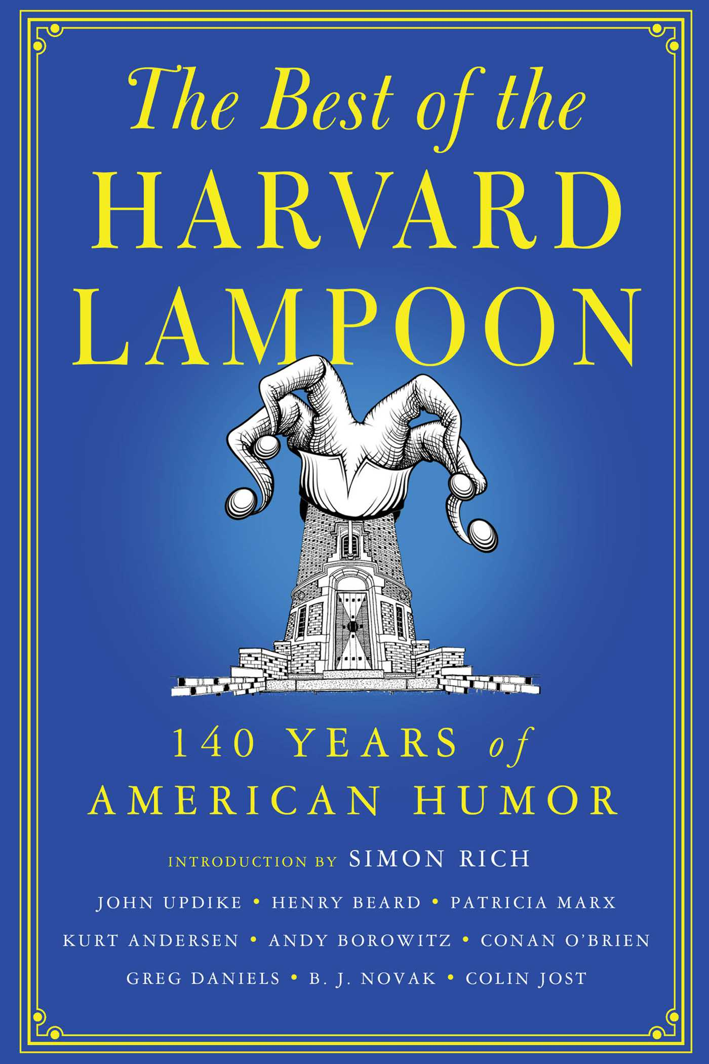 The best of the harvard lampoon 9781501109850 hr