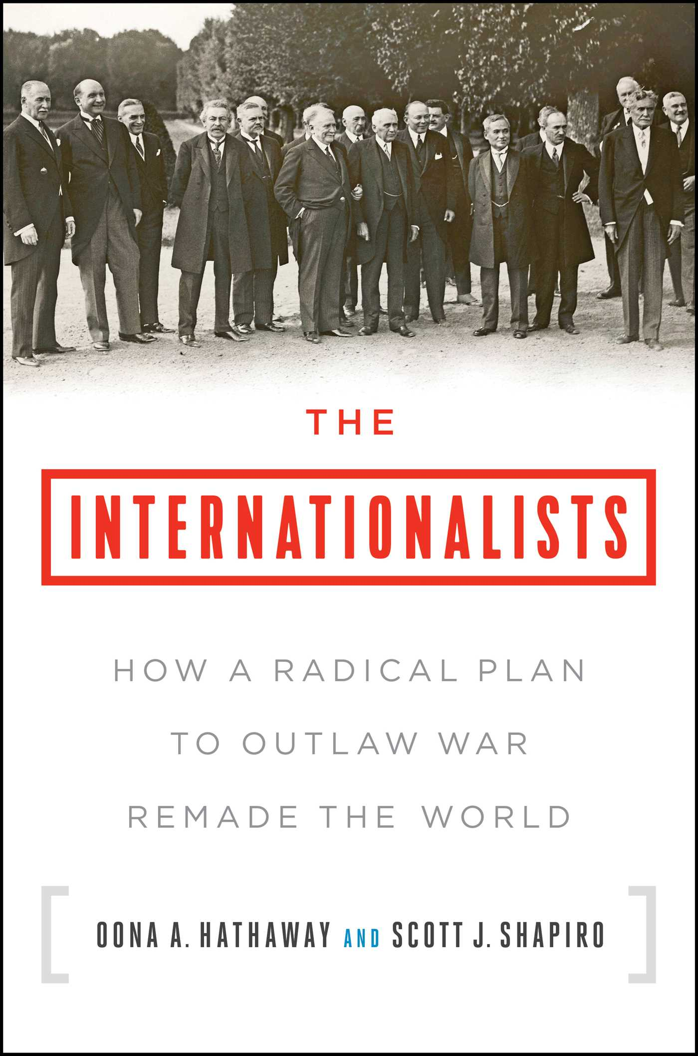 The internationalists 9781501109867 hr