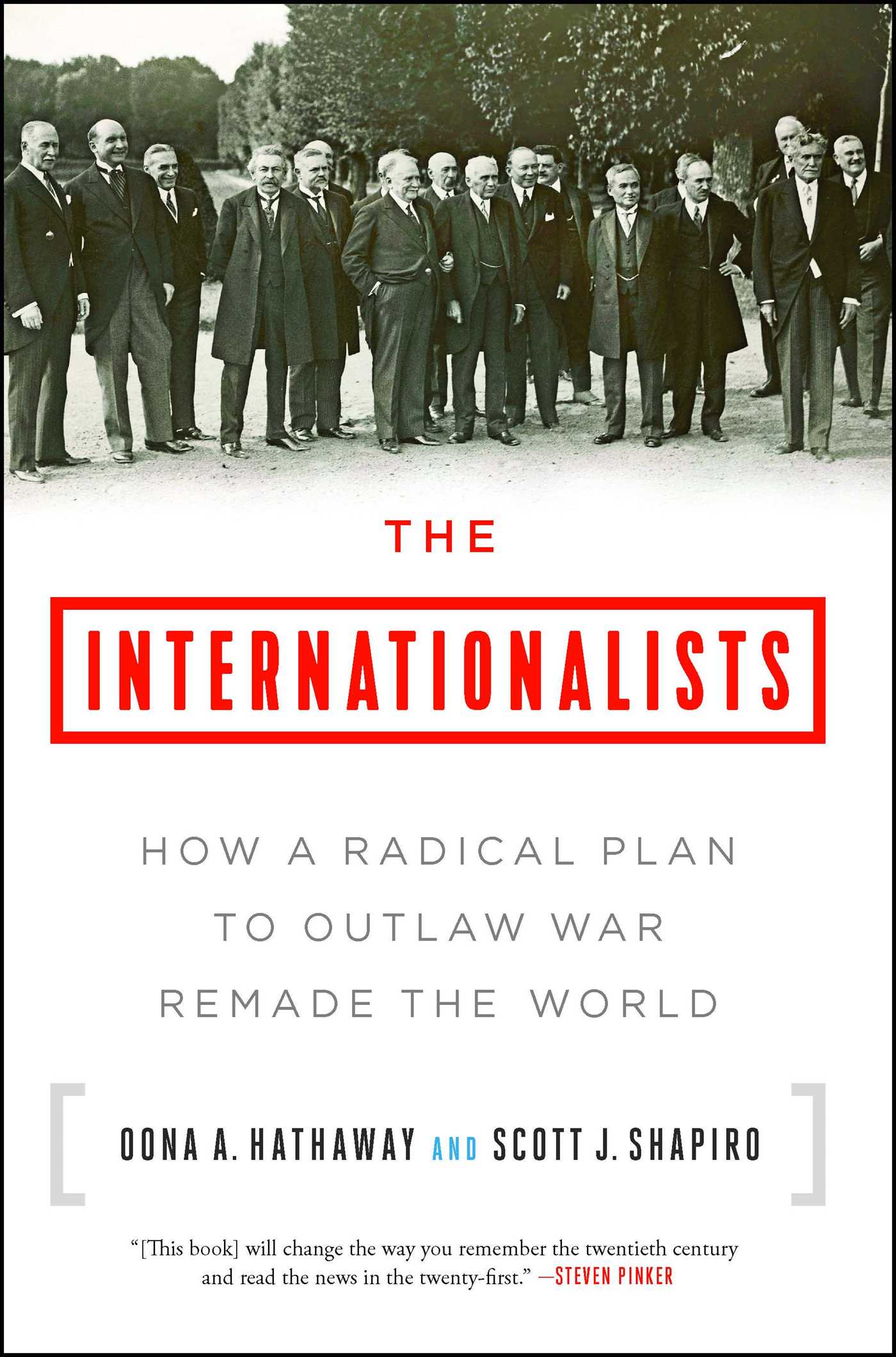 The internationalists 9781501109874 hr