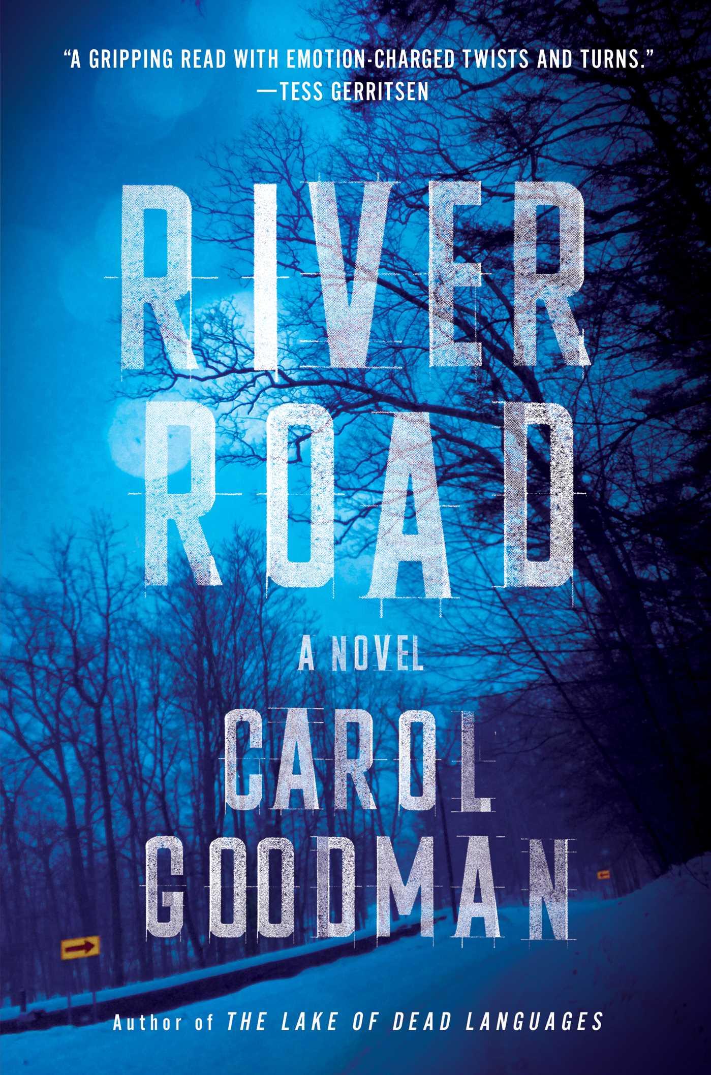 river road book by carol goodman official publisher. Black Bedroom Furniture Sets. Home Design Ideas