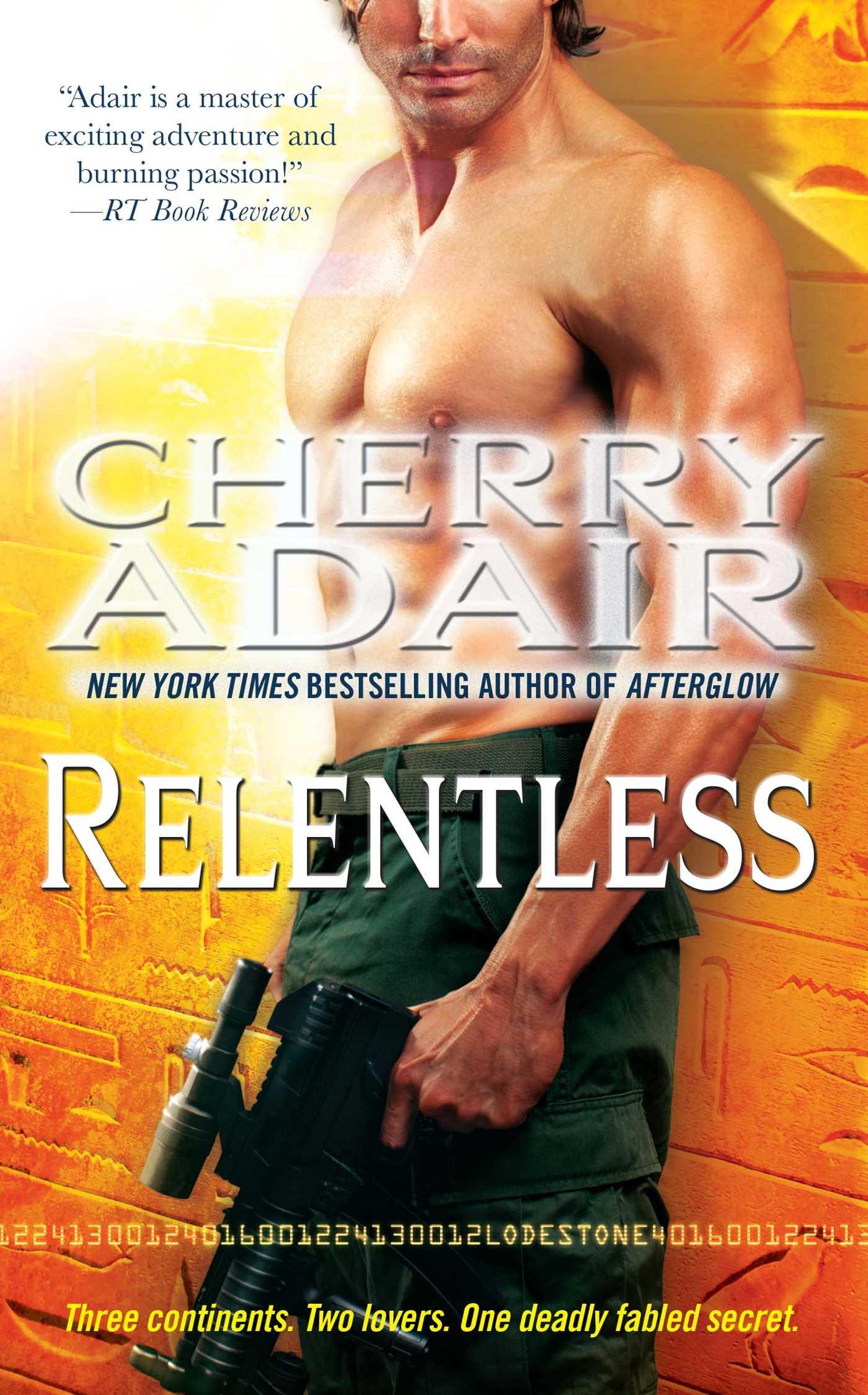 Relentless 9781501110092 hr