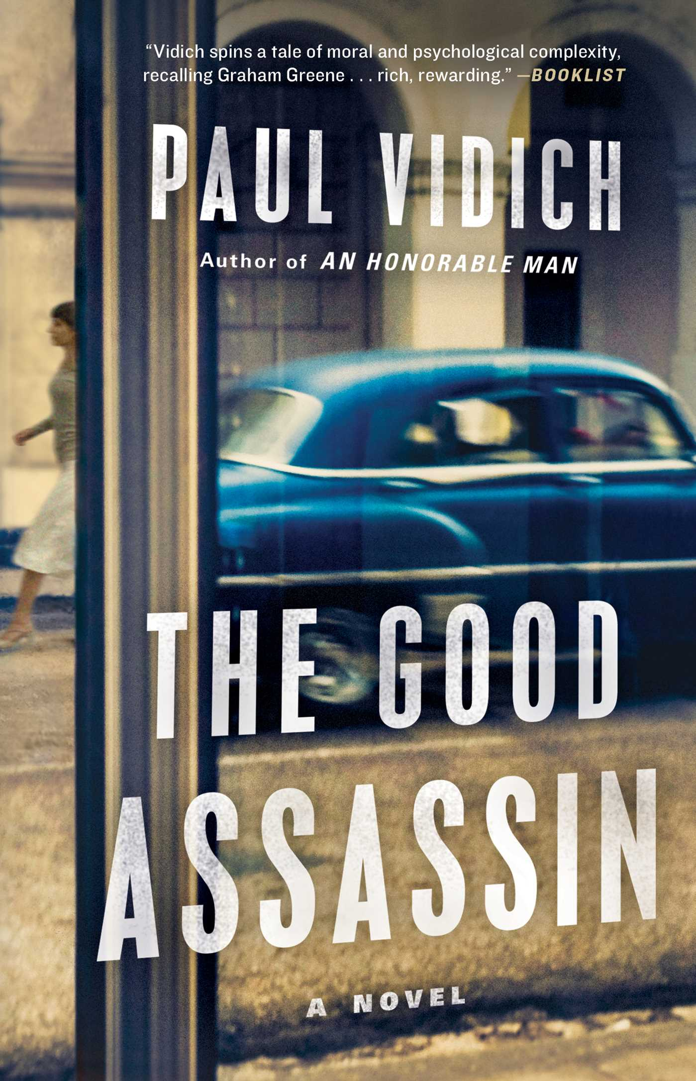 The good assassin 9781501110443 hr