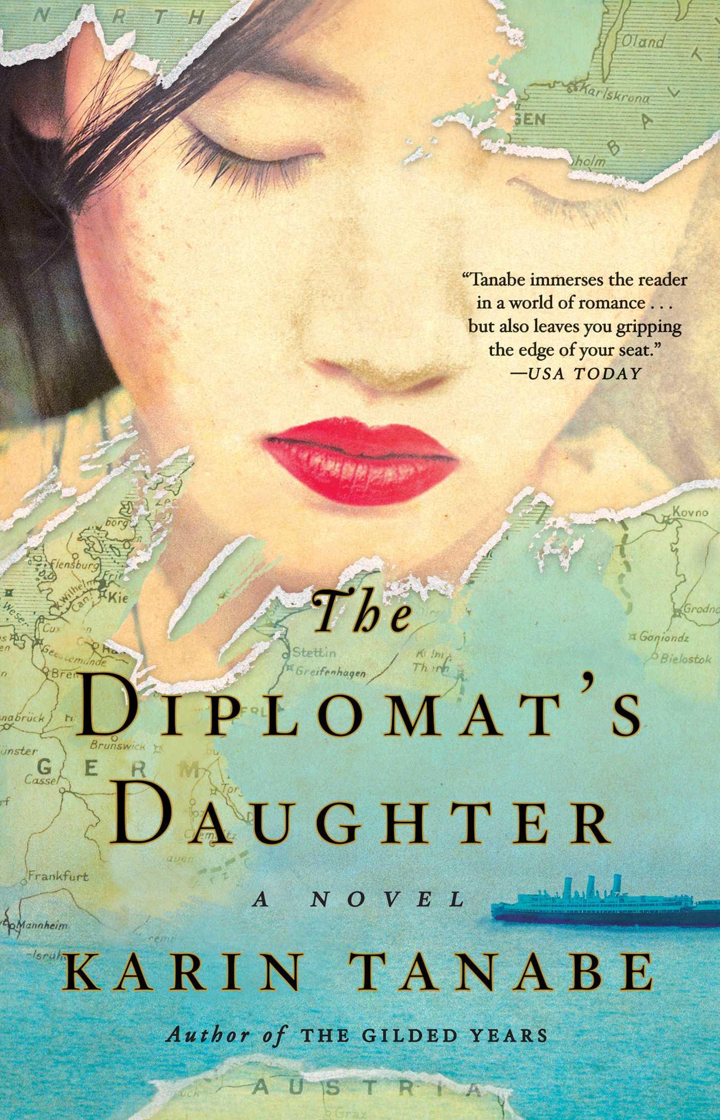 The diplomats daughter 9781501110474 hr