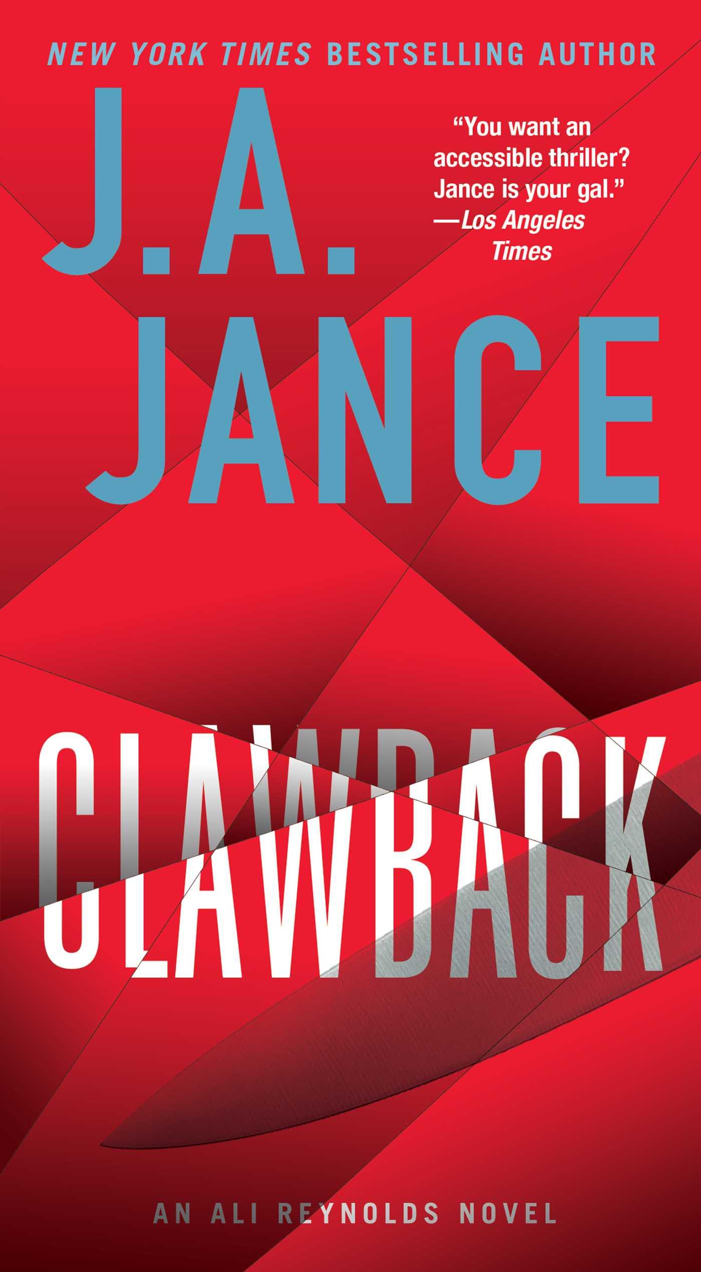Clawback 9781501110795 hr
