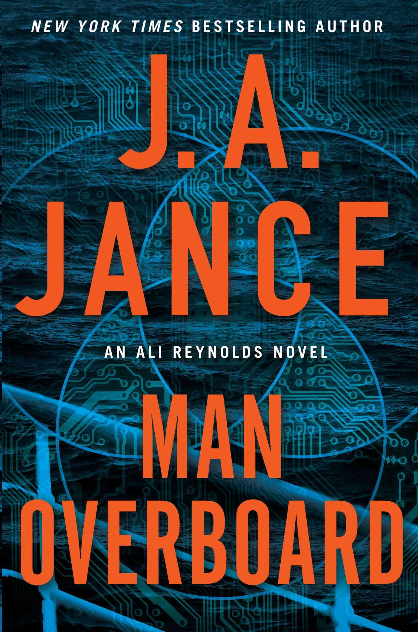 Man overboard 9781501110801 hr