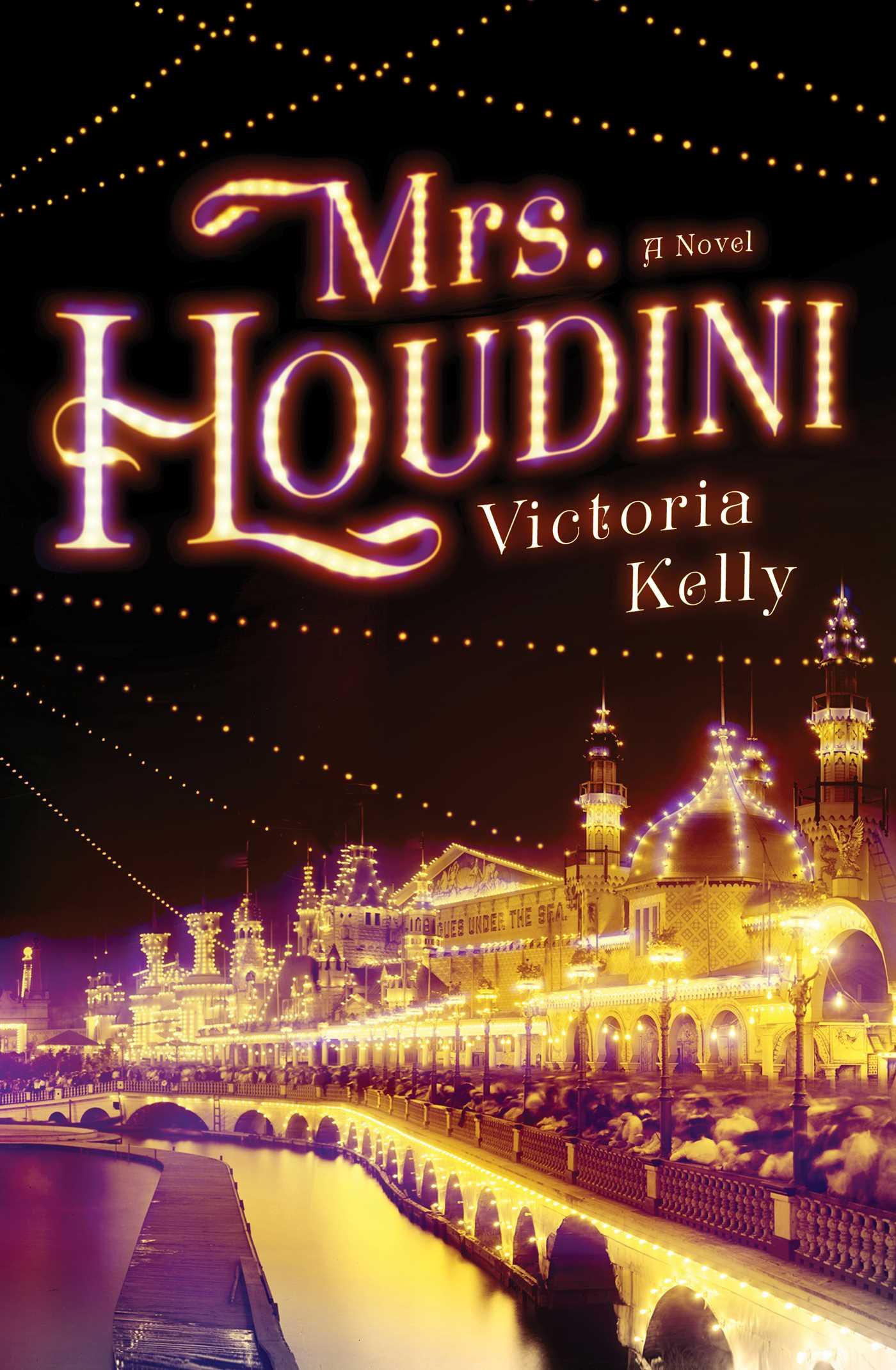 Mrs houdini 9781501110900 hr