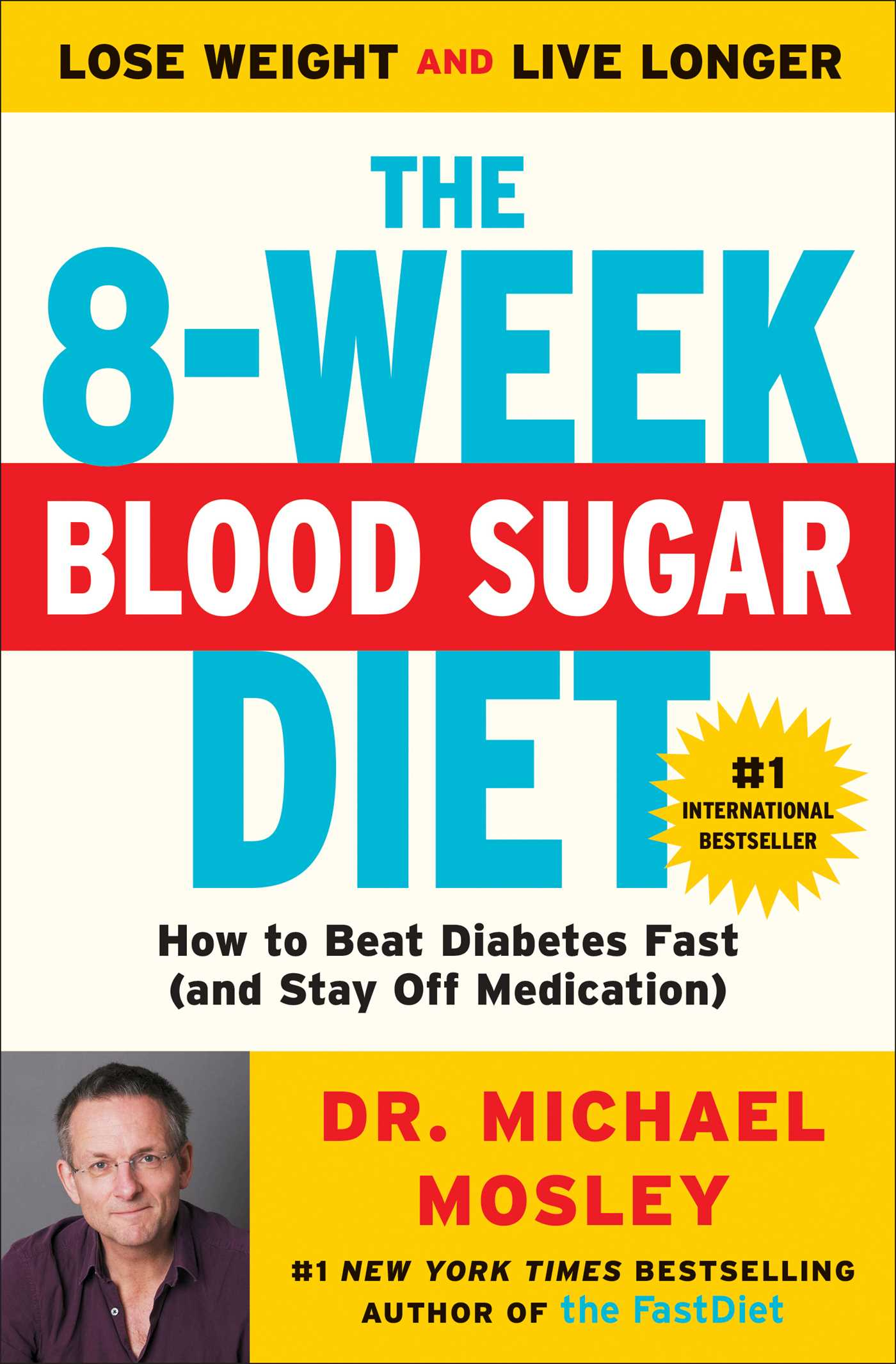 The 8 week blood sugar diet 9781501111235 hr