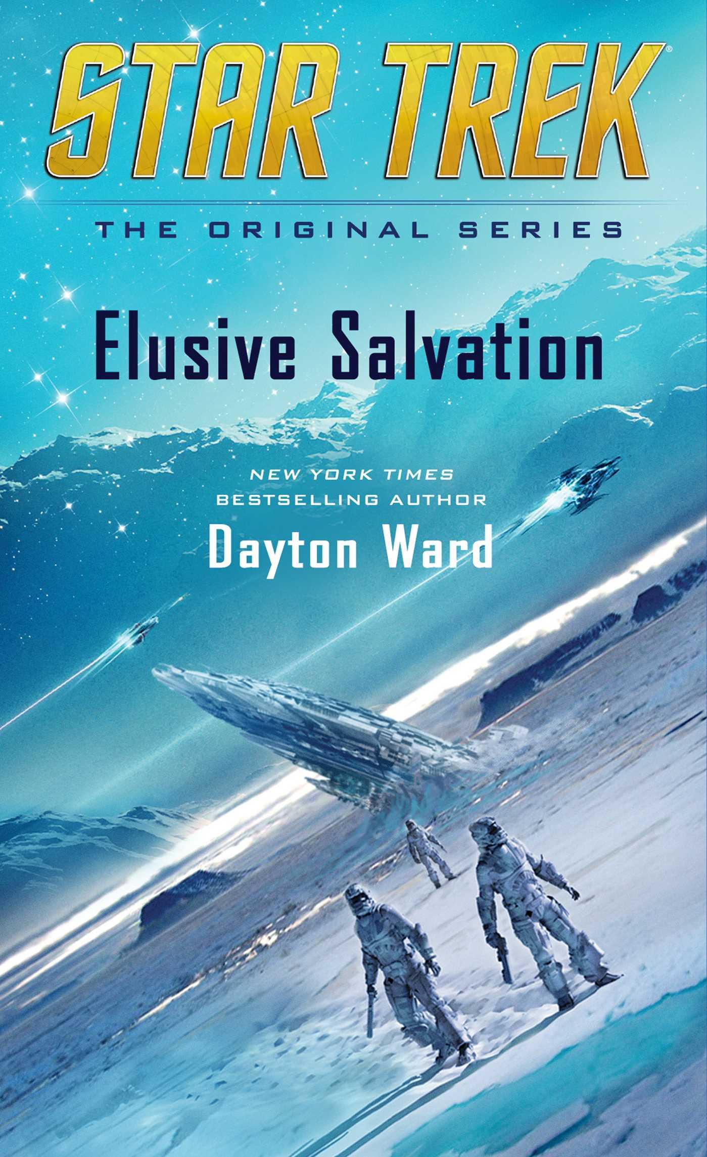 Elusive salvation 9781501111303 hr