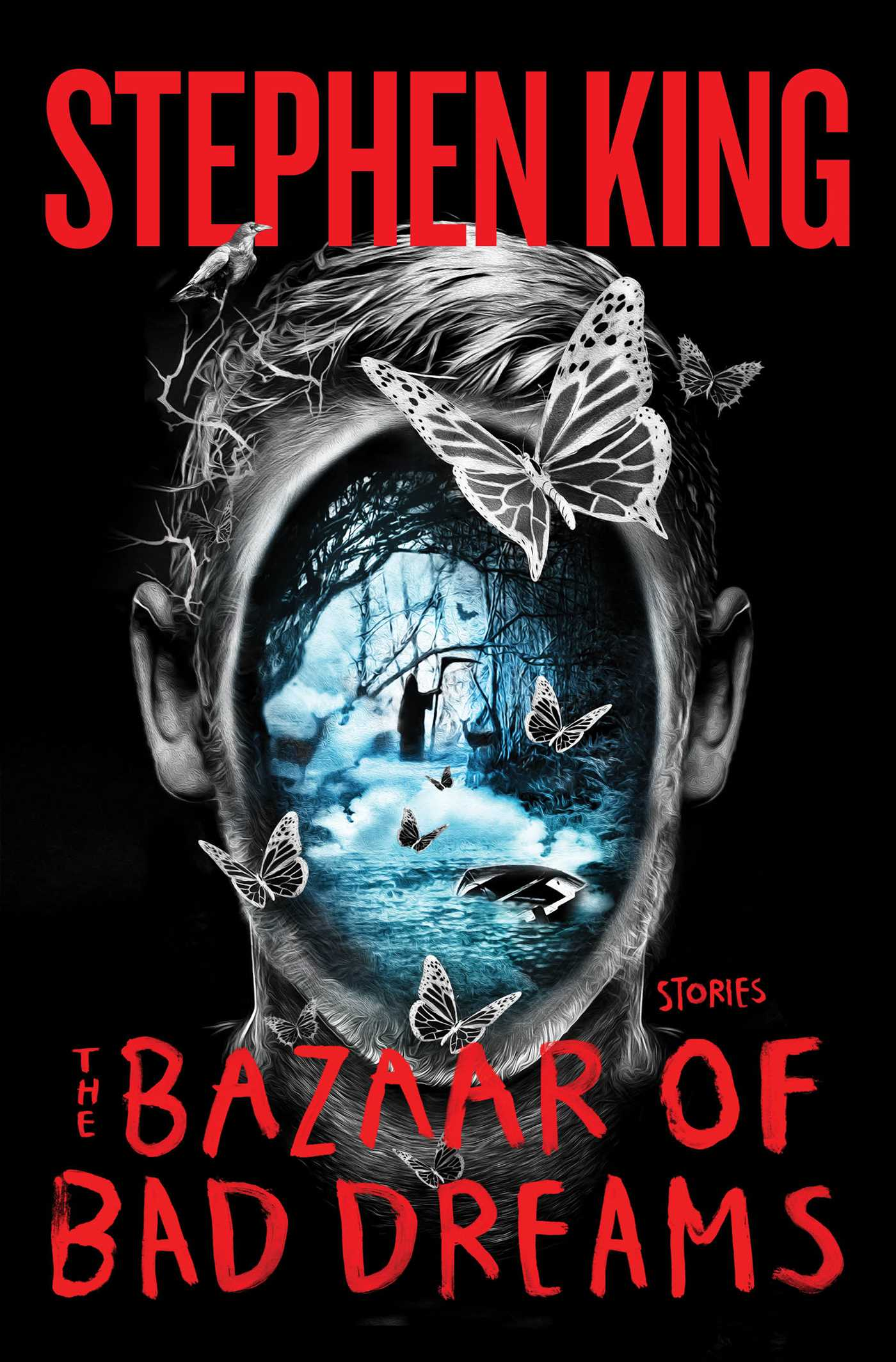 The bazaar of bad dreams 9781501111679 hr