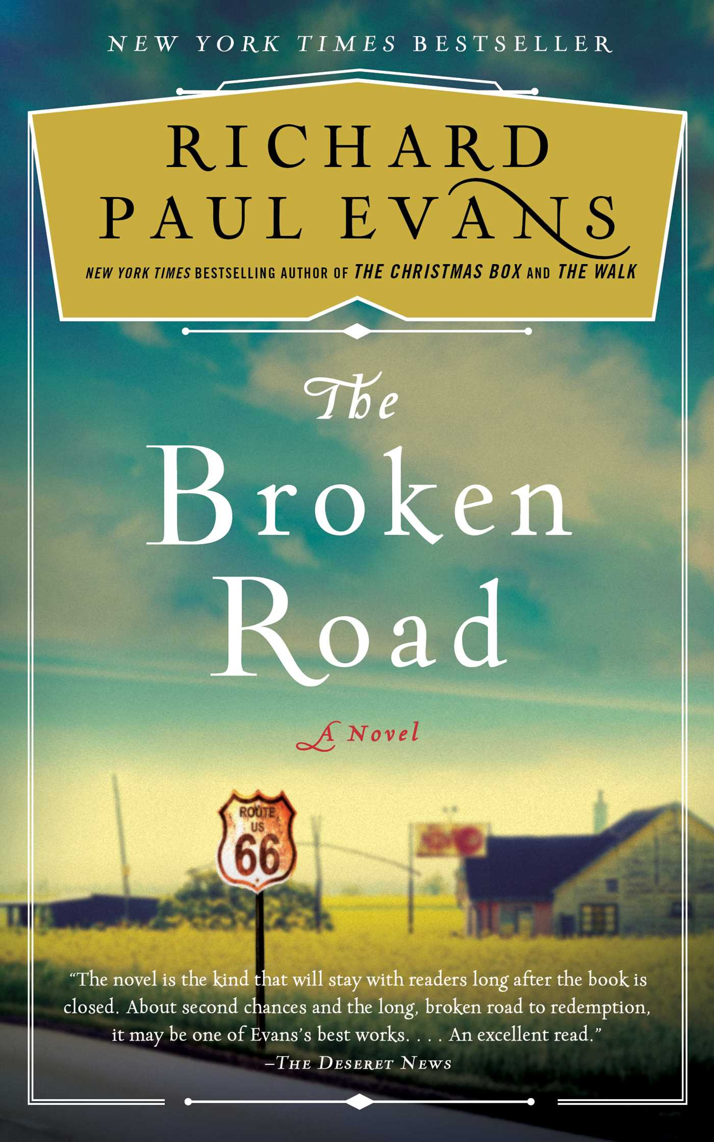 The broken road book by richard paul evans official publisher the broken road 9781501111778 hr fandeluxe Image collections