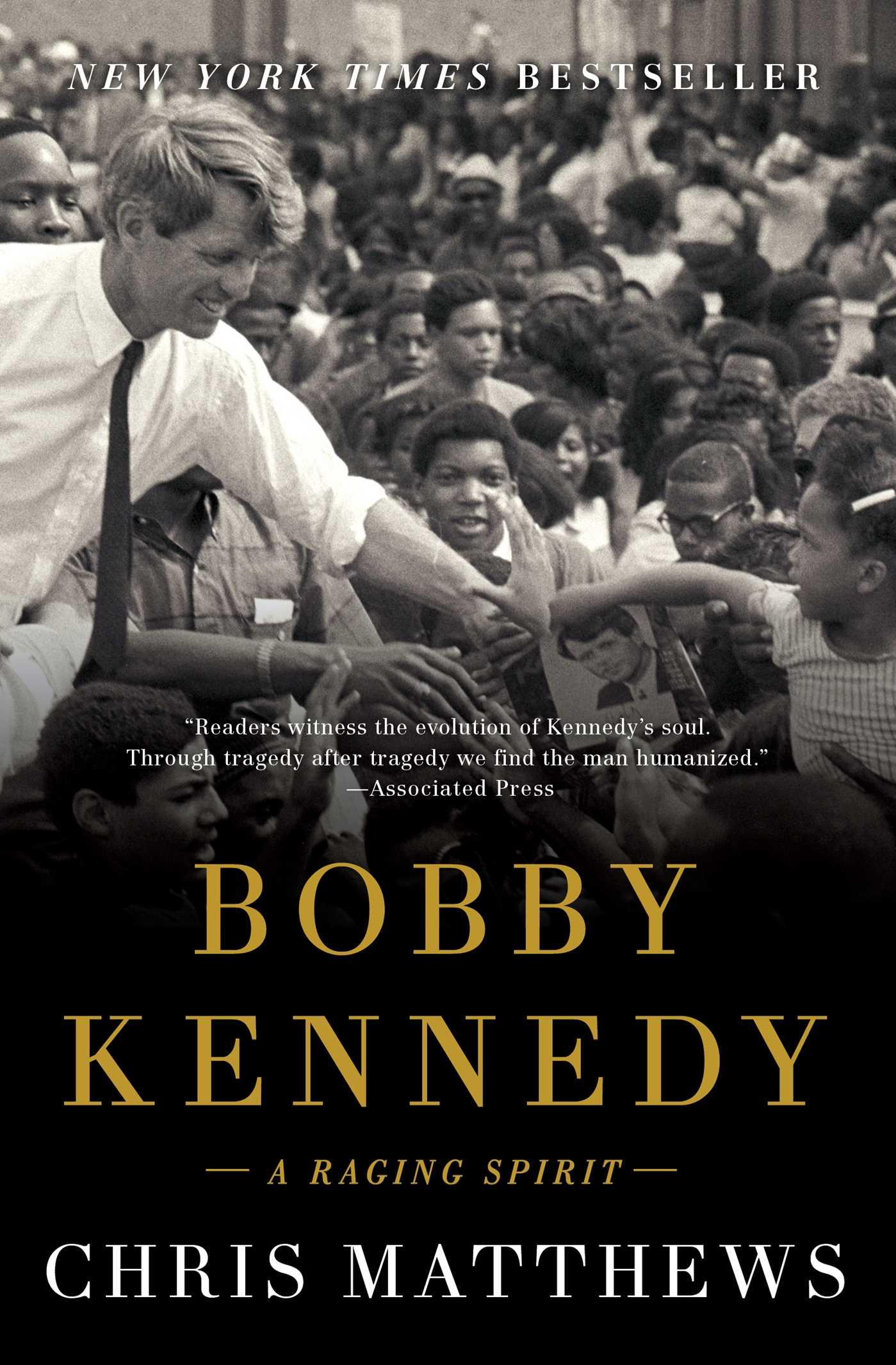 Bobby kennedy 9781501111877 hr