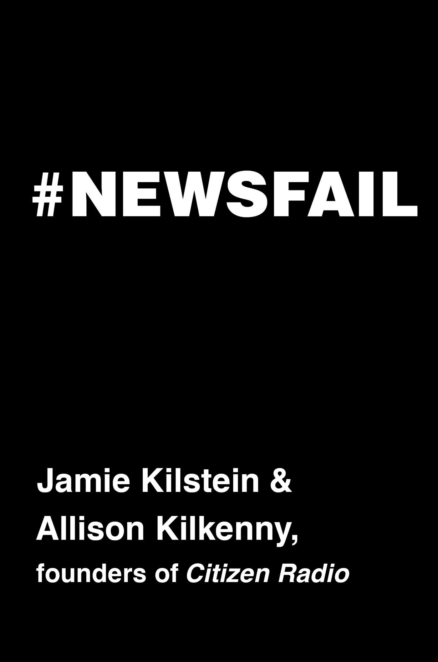 Newsfail special signed edition 9781501112638 hr