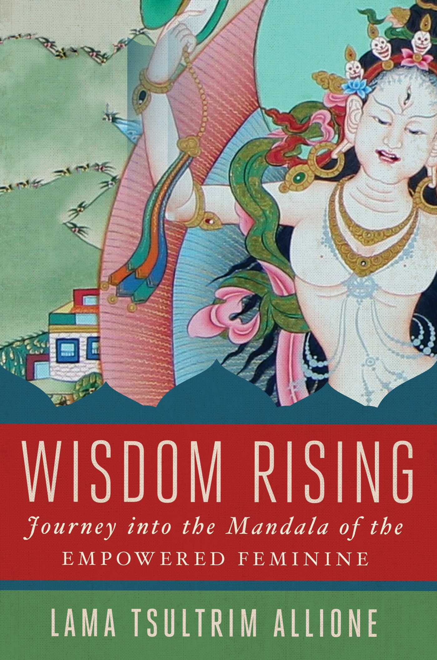 Wisdom rising 9781501115035 hr
