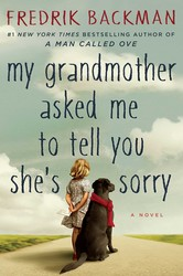 My grandmother asked me to tell you shes sorry 9781501115066