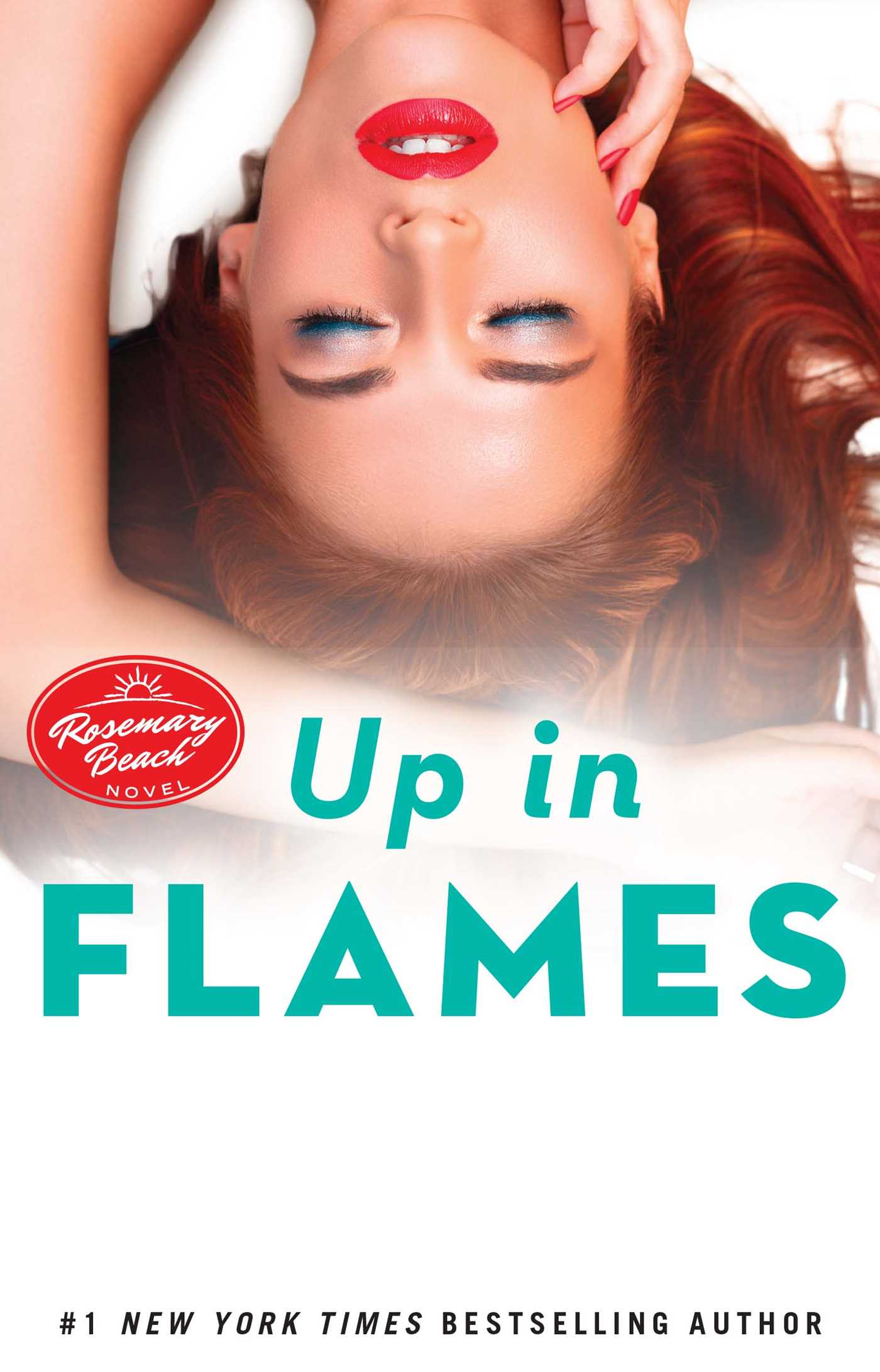 Up in flames 9781501115400 hr