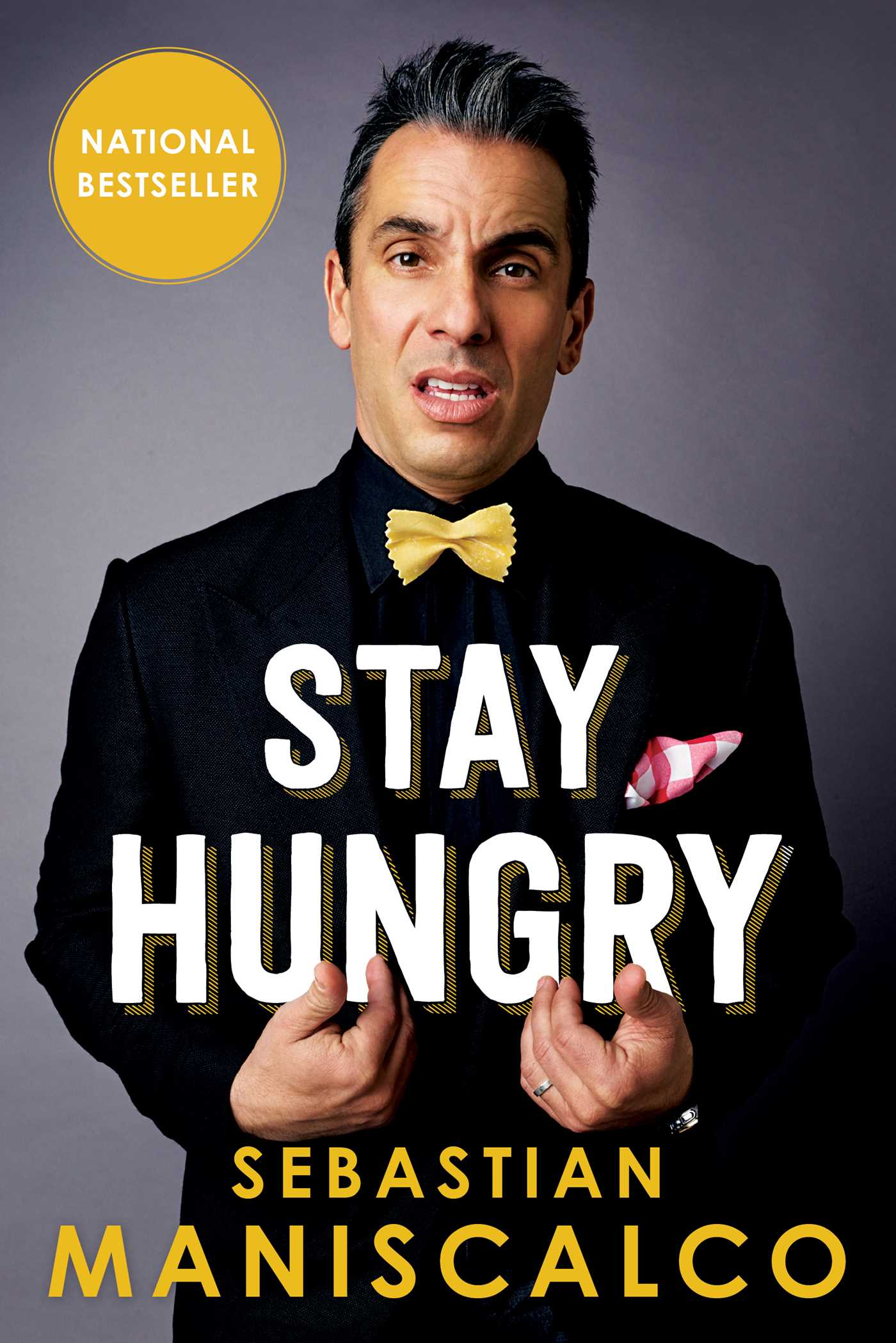 Stay hungry 9781501115998 hr