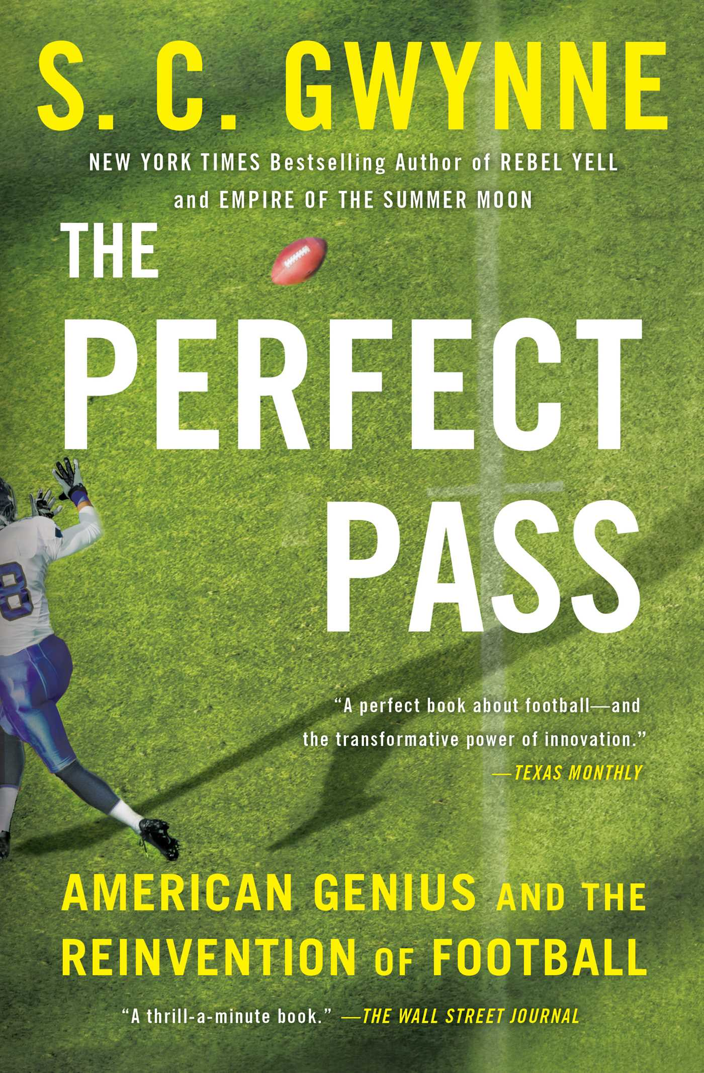 The perfect pass 9781501116209 hr
