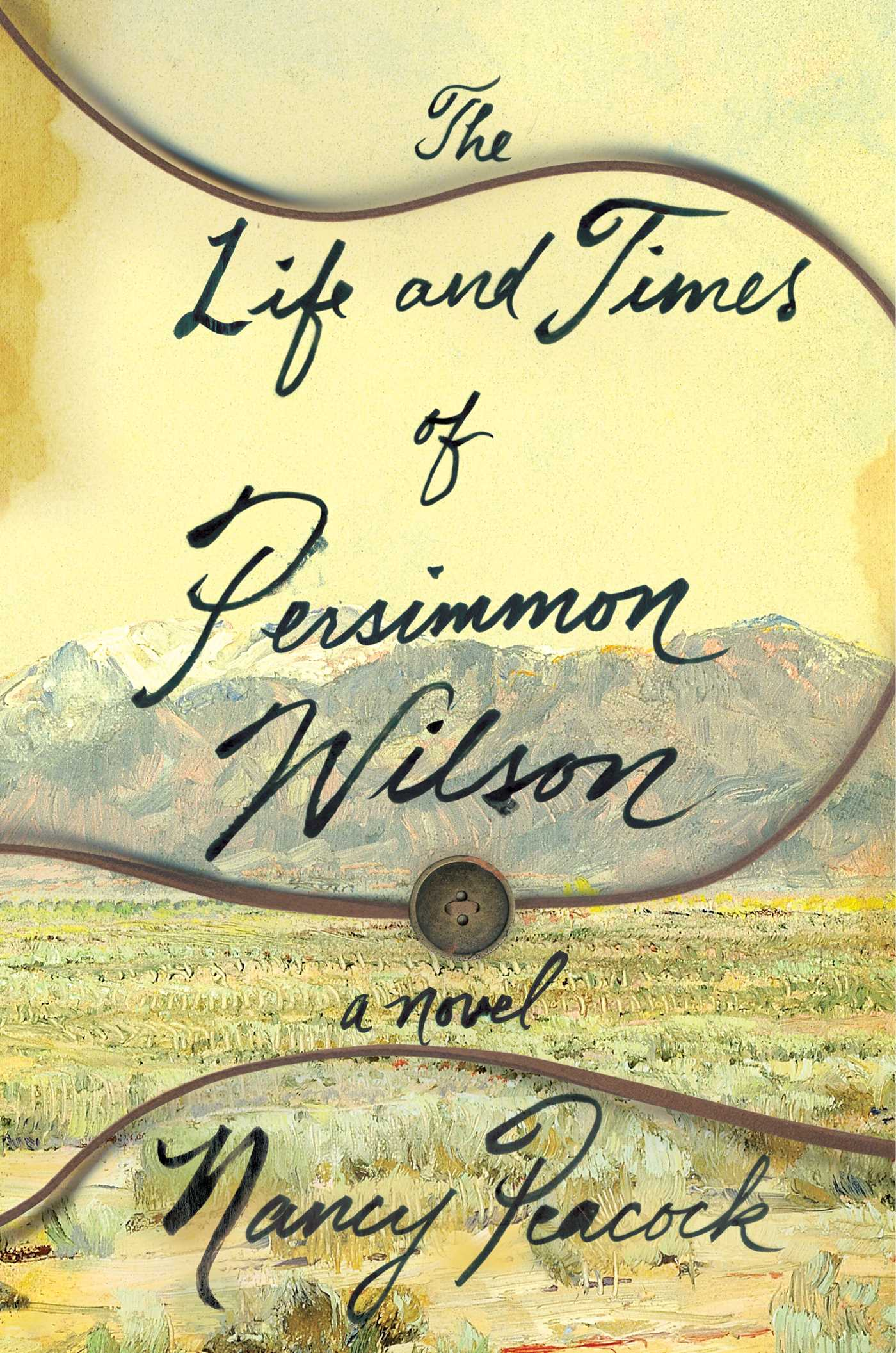 The life and times of persimmon wilson 9781501116353 hr
