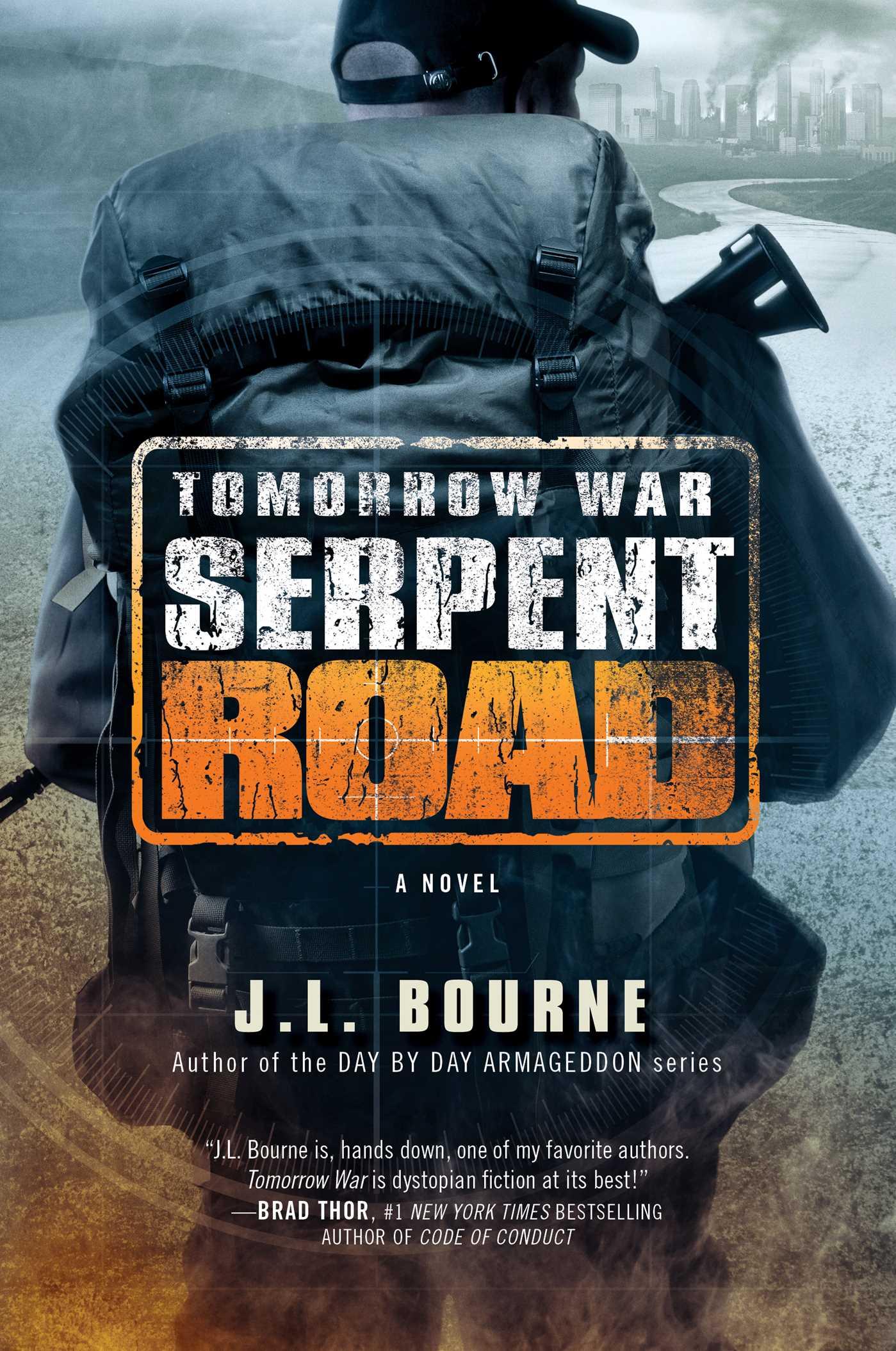 Tomorrow war serpent road 9781501116704 hr