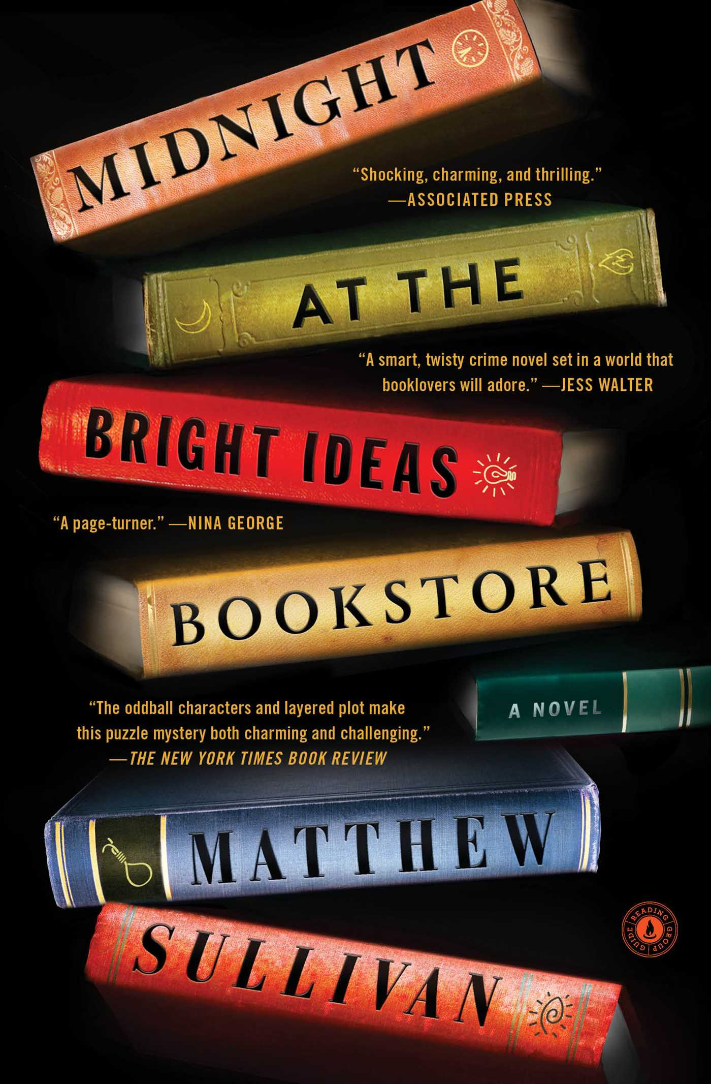 Midnight at the bright ideas bookstore 9781501116858 hr