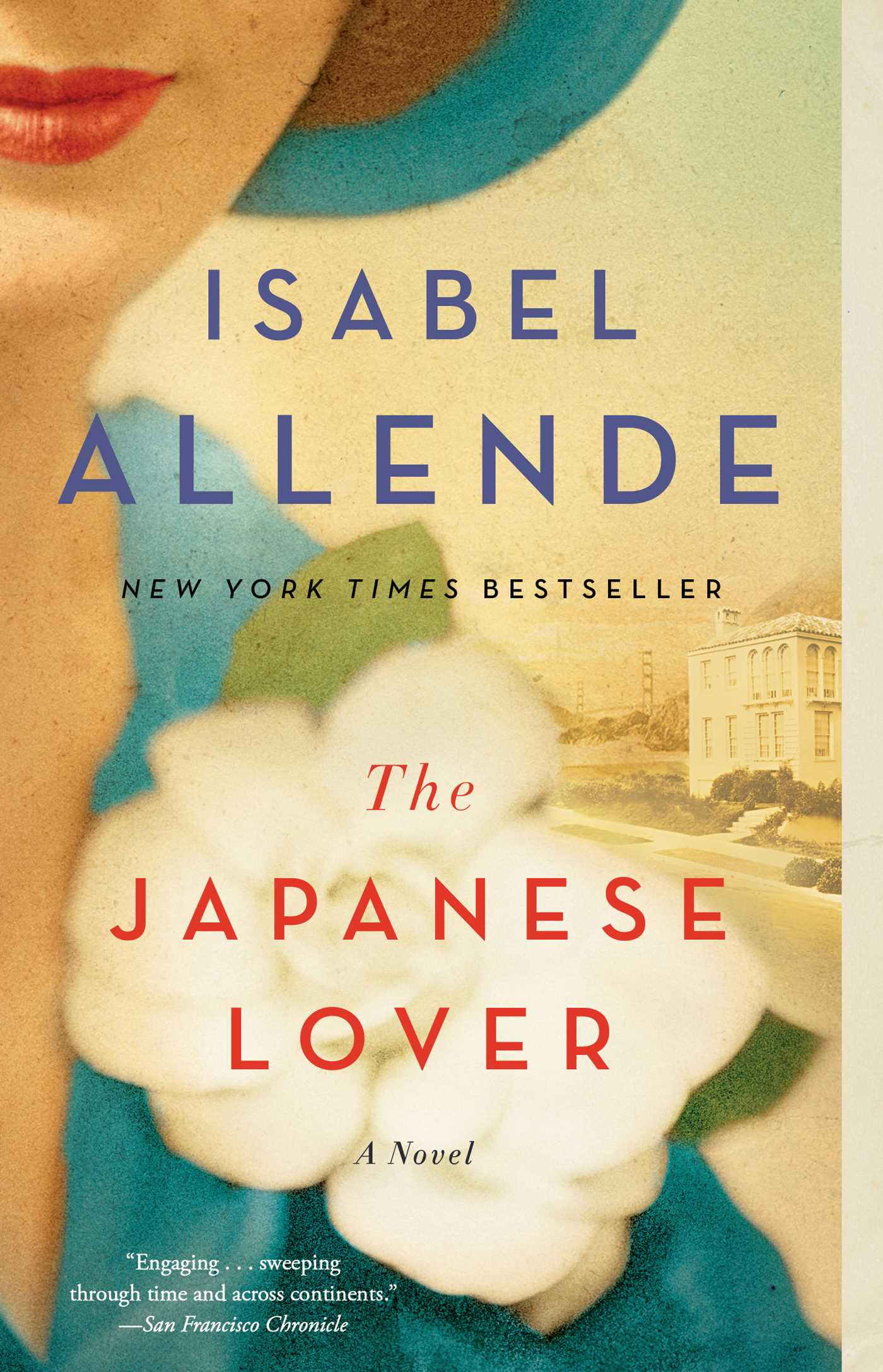 The japanese lover 9781501116995 hr