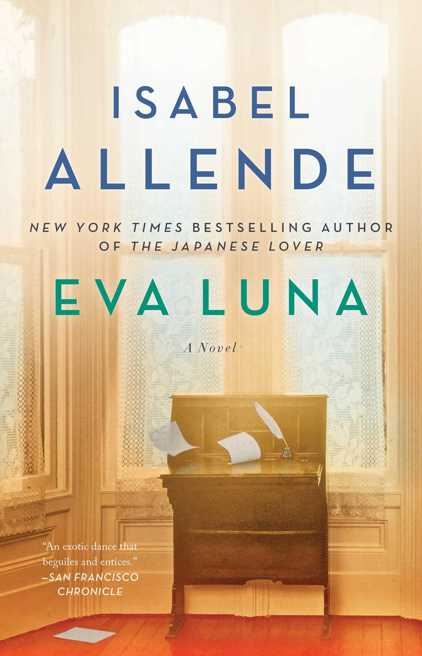 Eva Luna | Book by Isabel Allende | Official Publisher Page | Simon &  Schuster