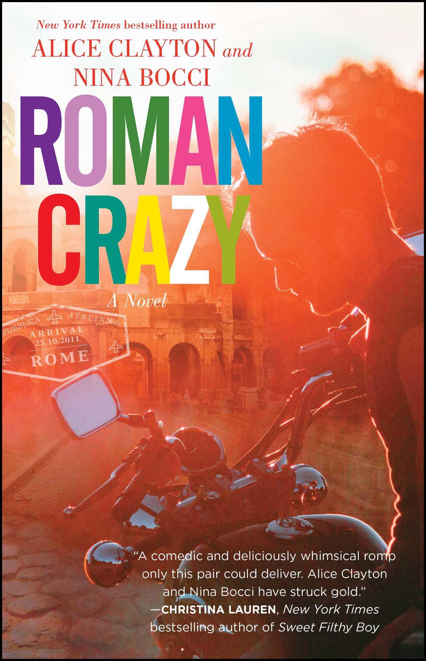 Roman crazy 9781501117633 hr