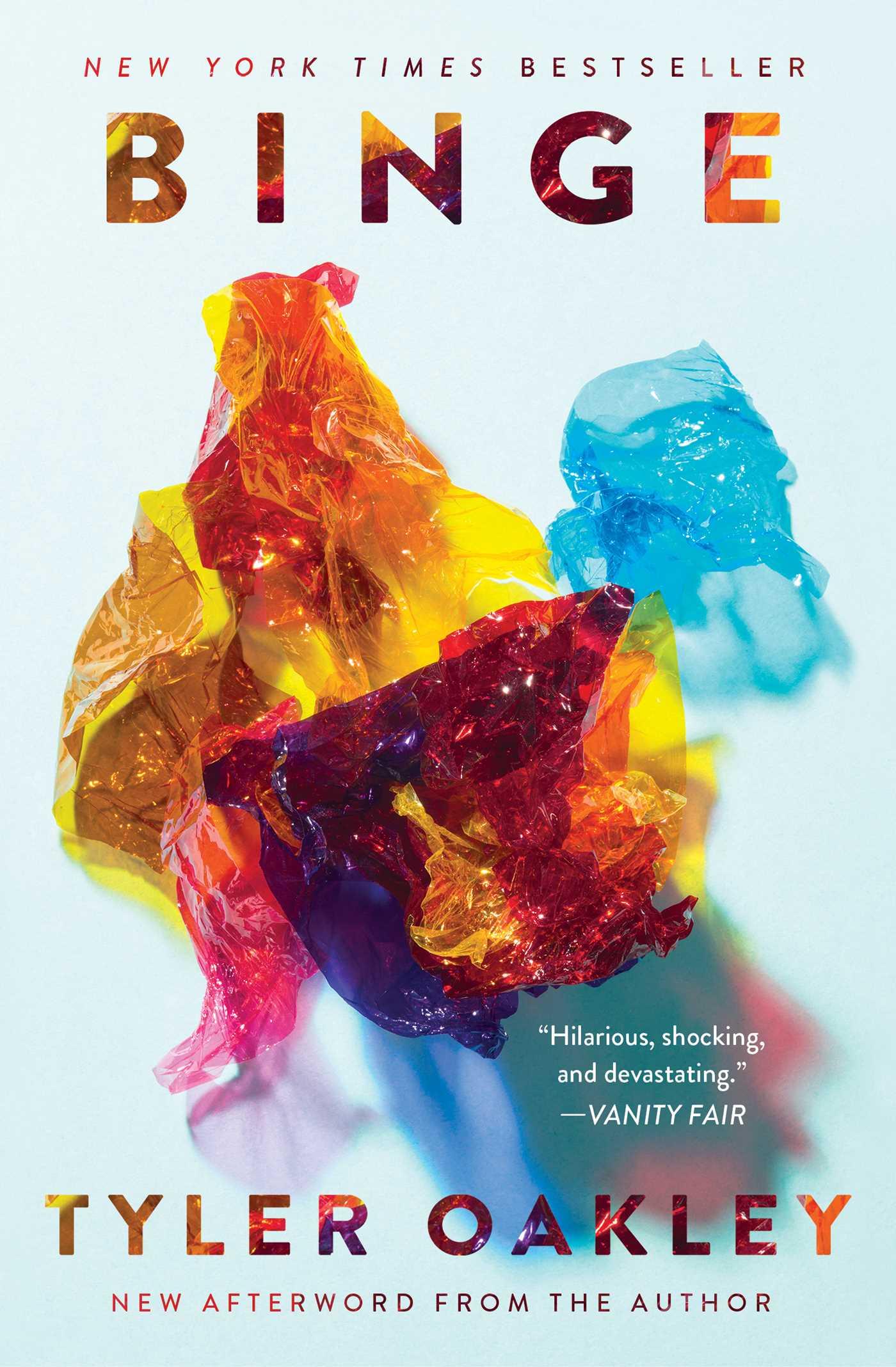 Binge book cover