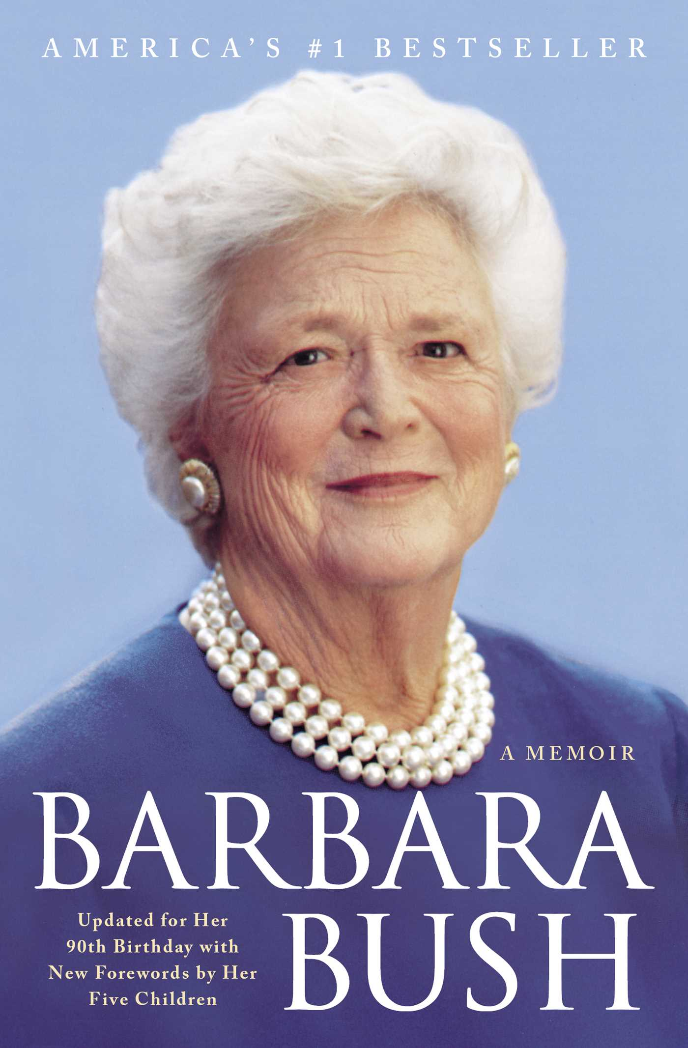 Barbara Bush Book By Barbara Bush Official Publisher