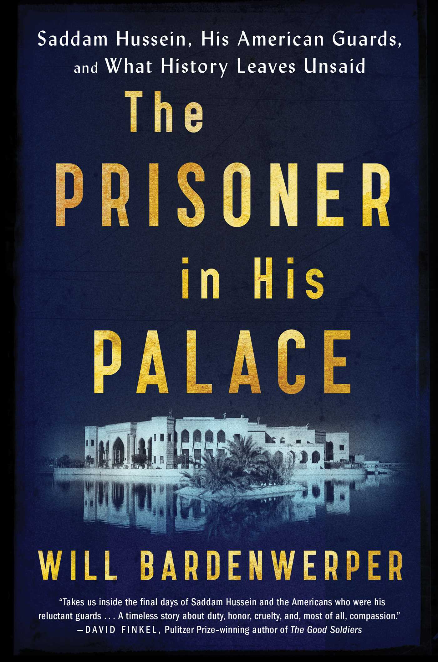 The prisoner in his palace 9781501117831 hr