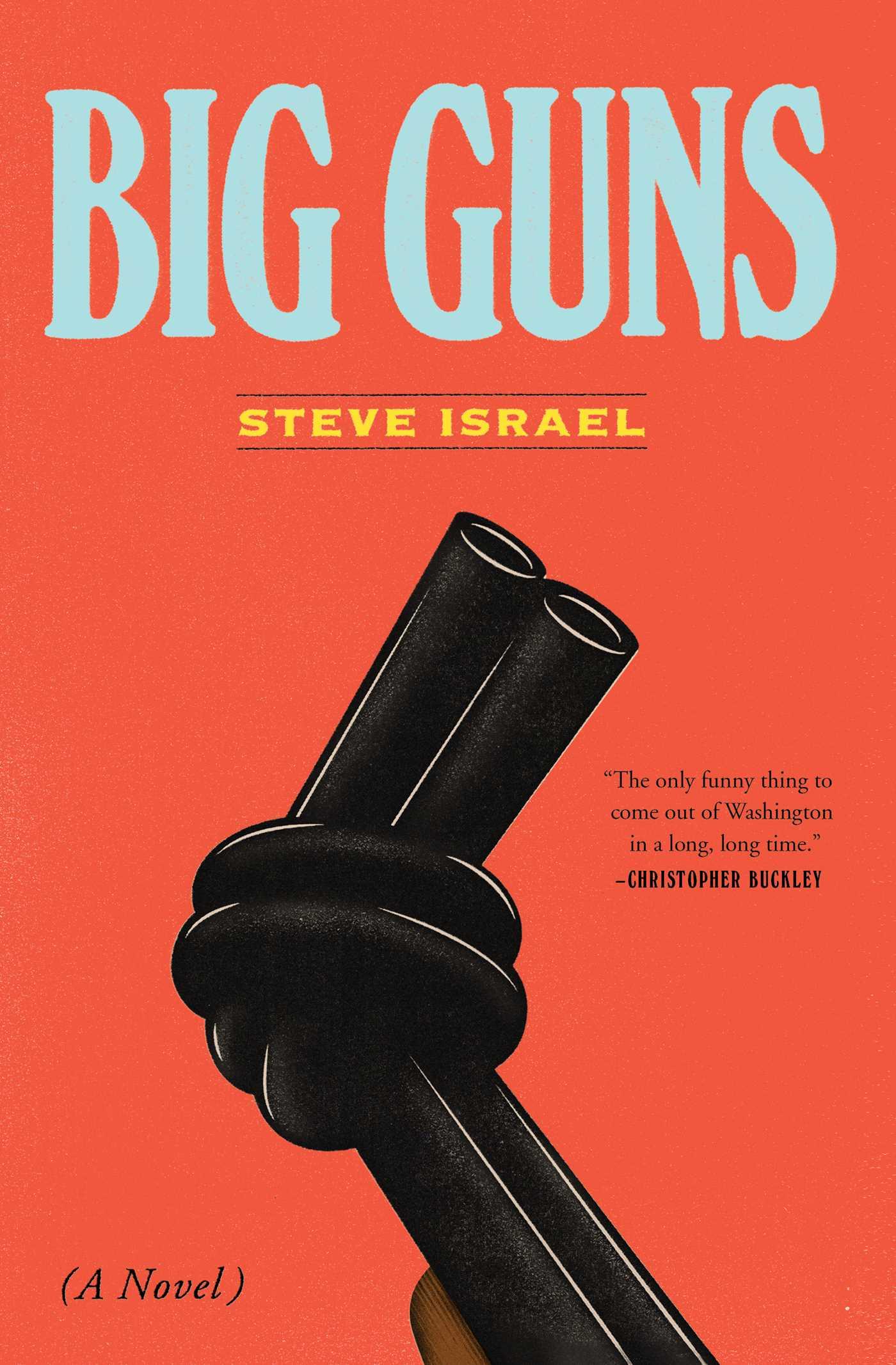 Big guns 9781501118036 hr