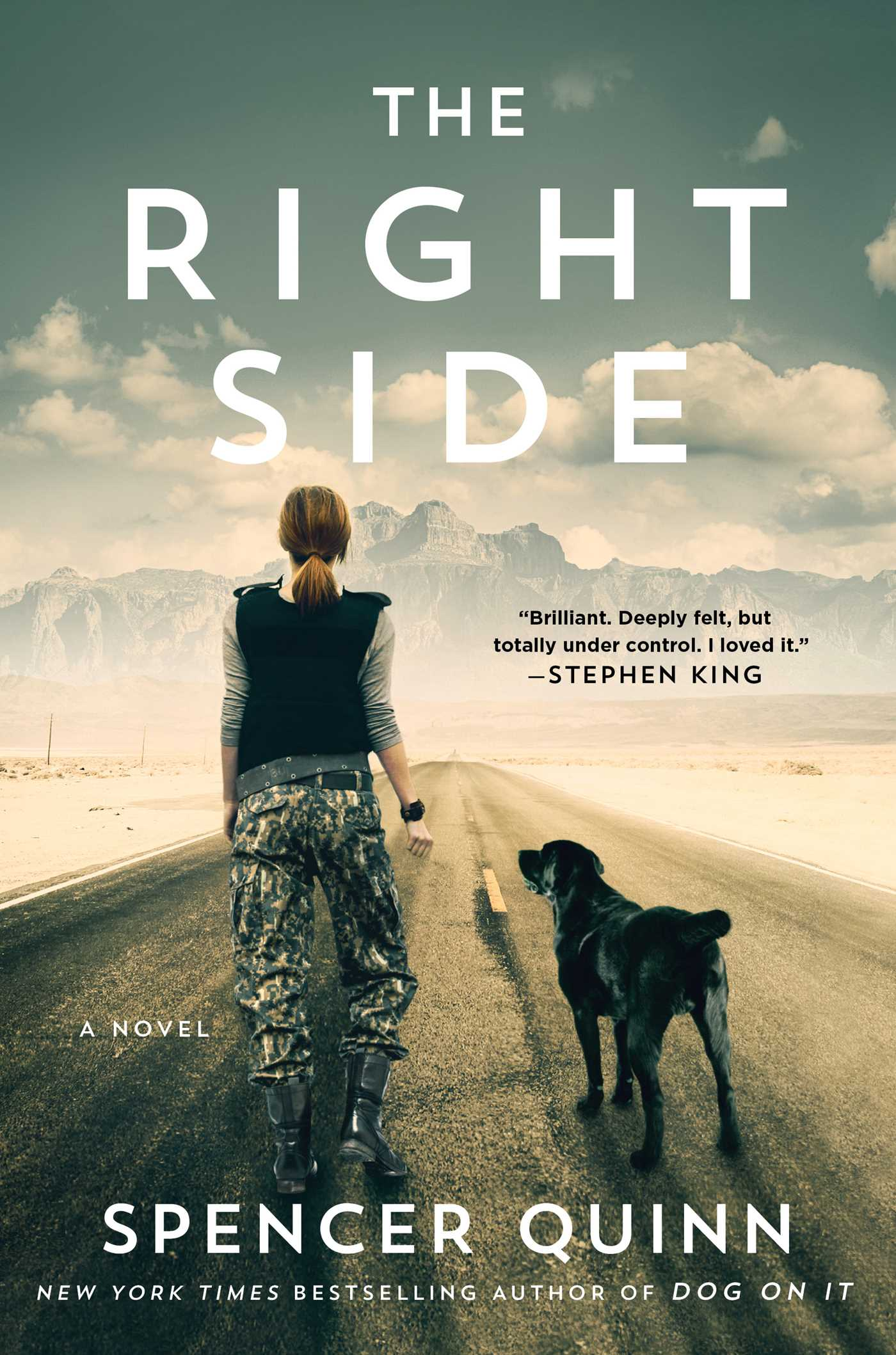 The right side 9781501118401 hr
