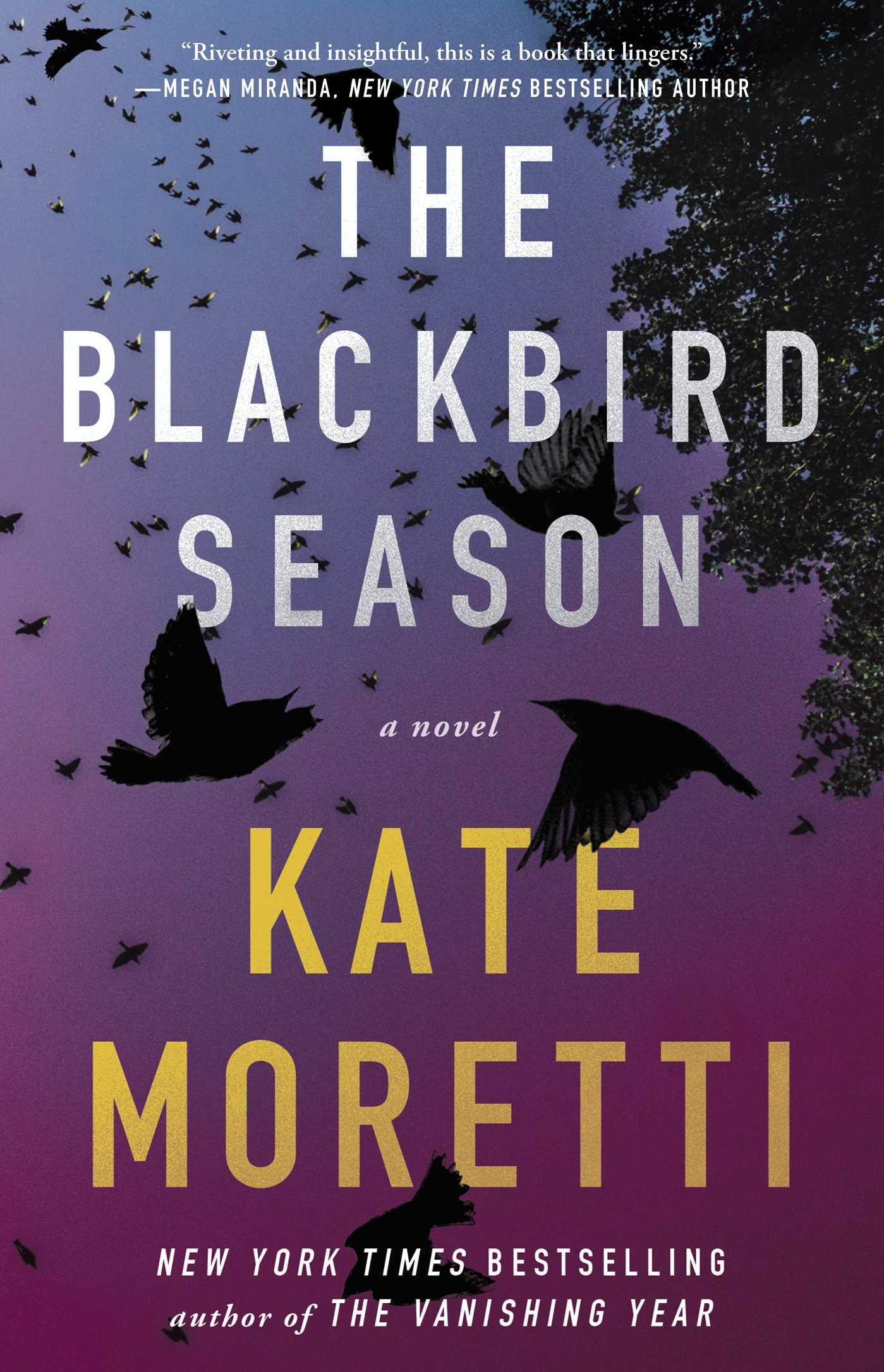 The blackbird season 9781501118463 hr