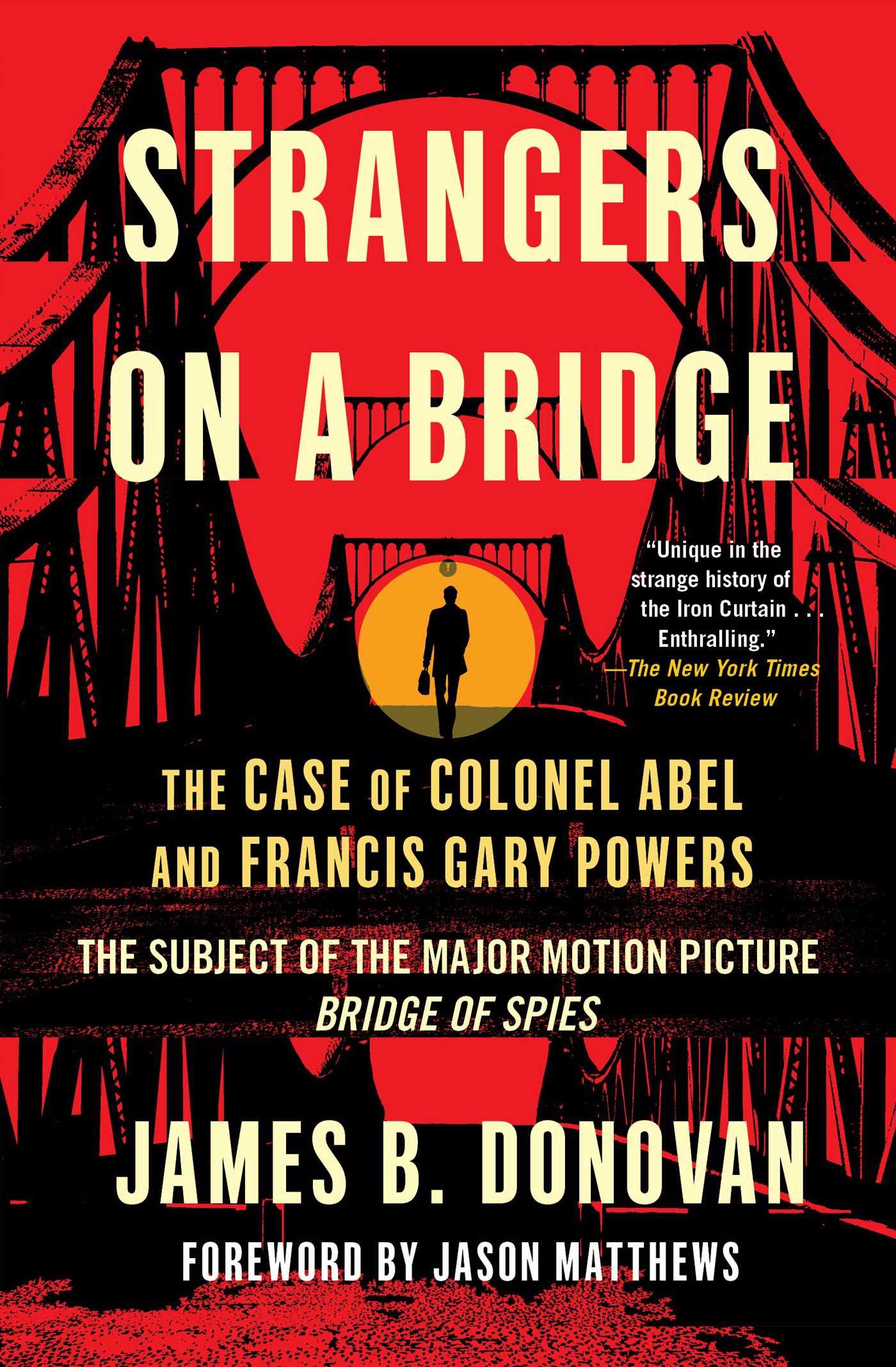 Strangers on a bridge 9781501118784 hr