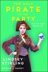 Lindsey Stirling book cover