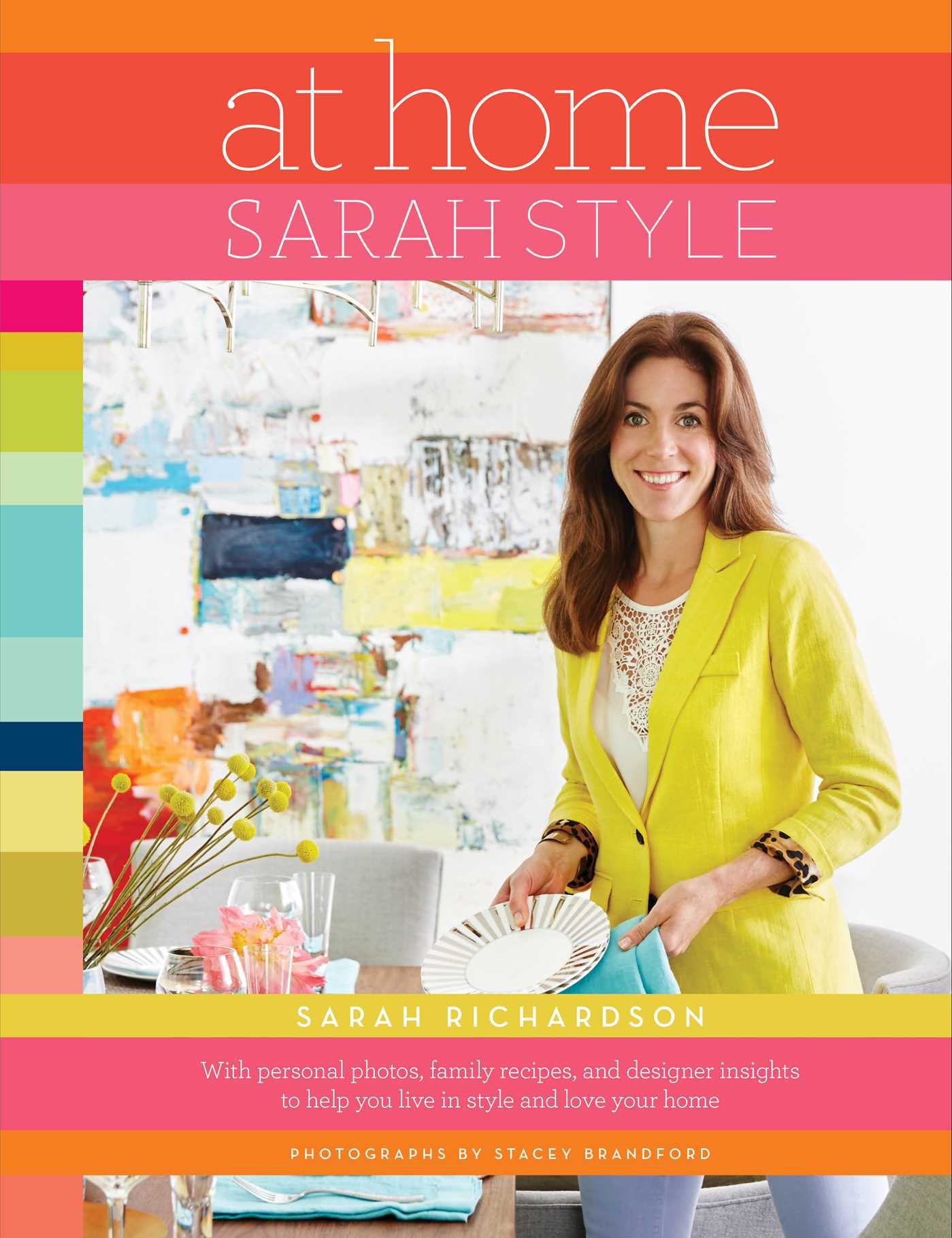 At home sarah style 9781501119491 hr