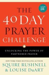 The 40 day prayer challenge 9781501119675