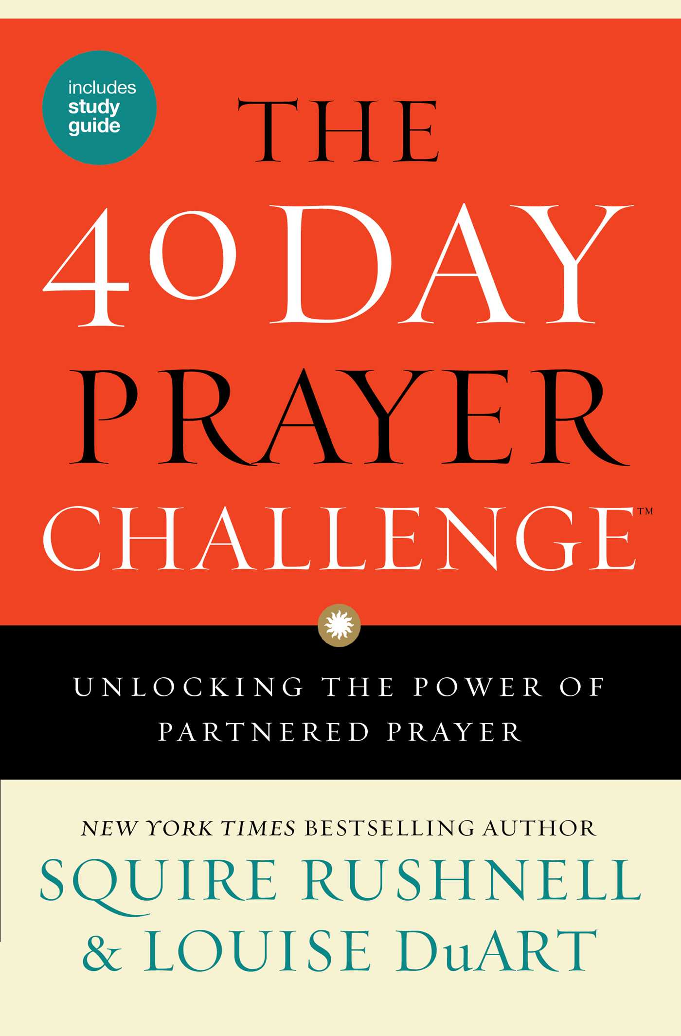 The 40 day prayer challenge 9781501119682 hr