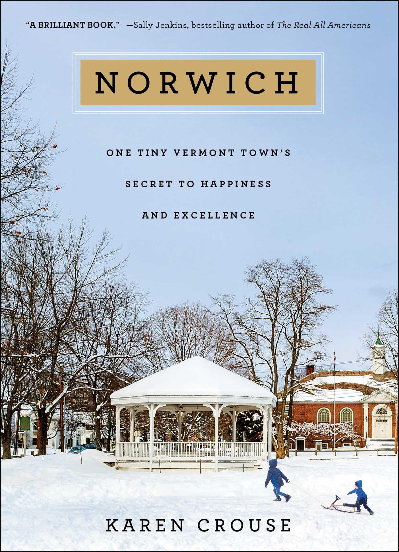 Norwich 9781501119897 hr