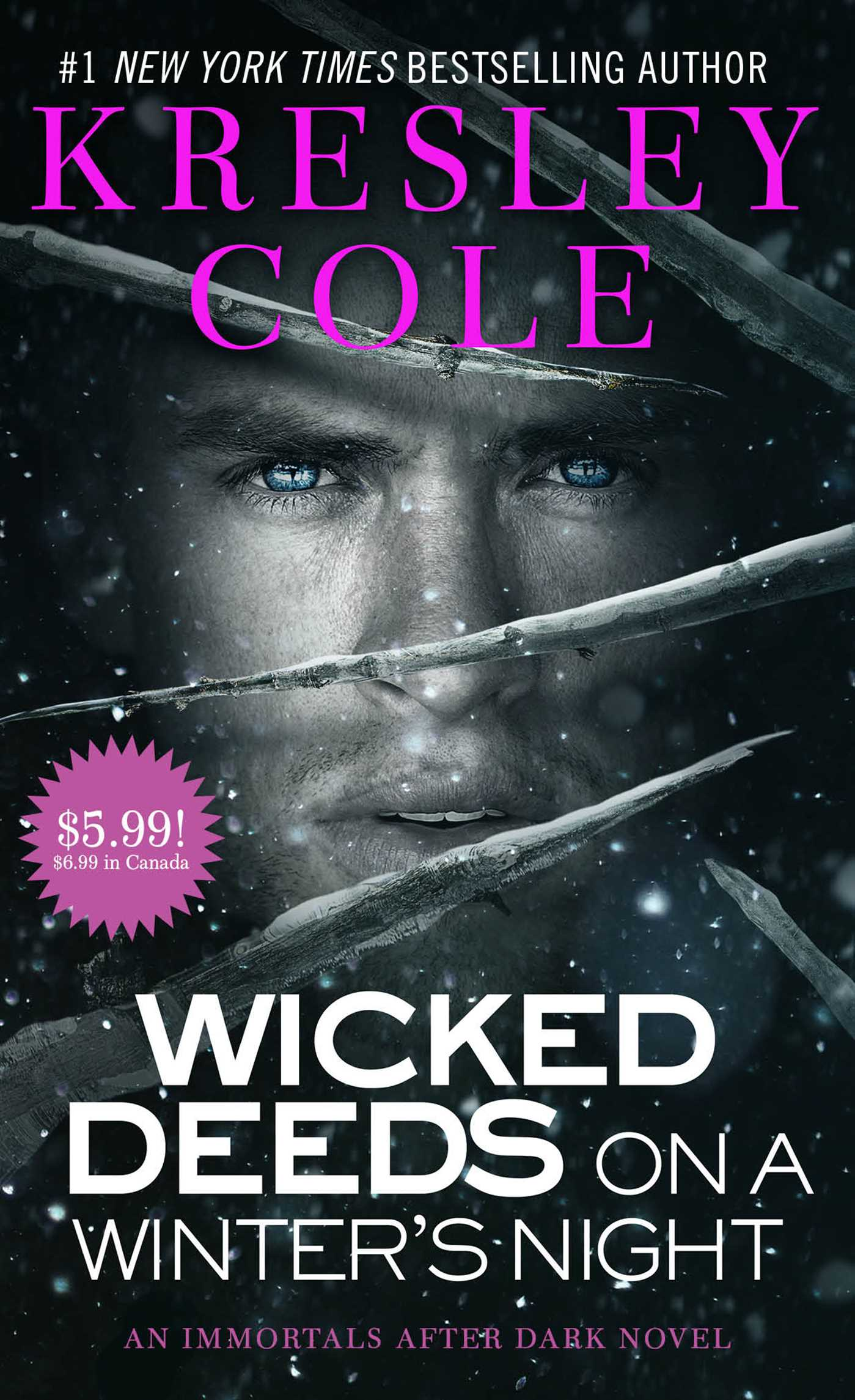 Wicked deeds on a winters night 9781501120633 hr