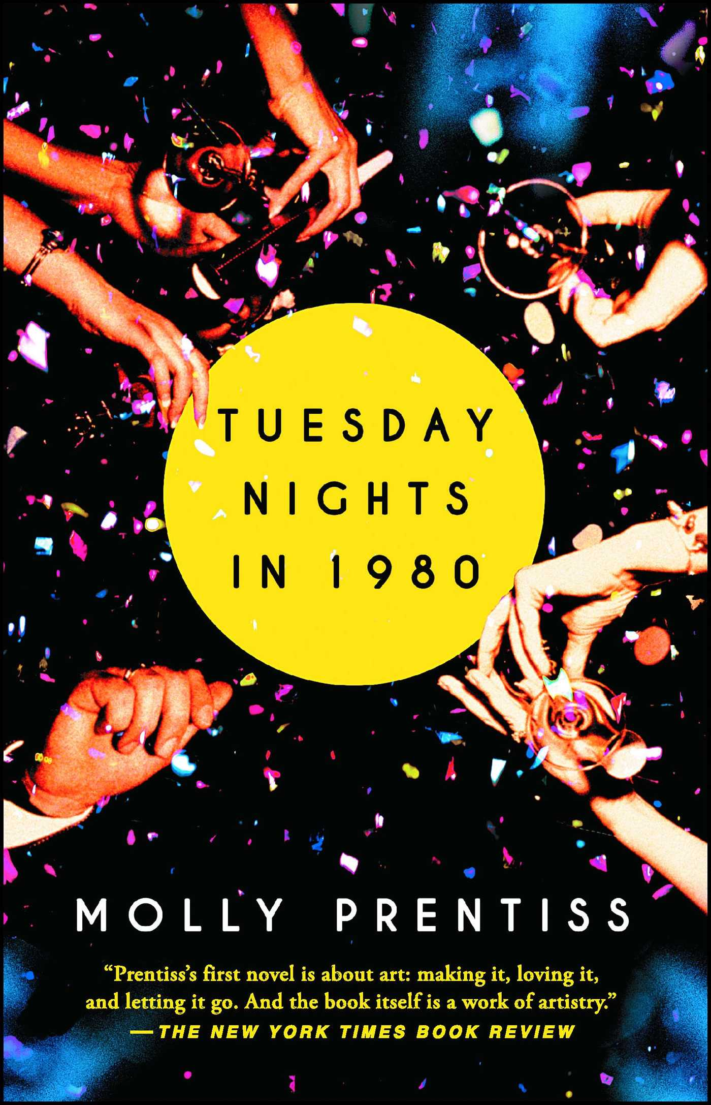 Tuesday nights in 1980 9781501121050 hr