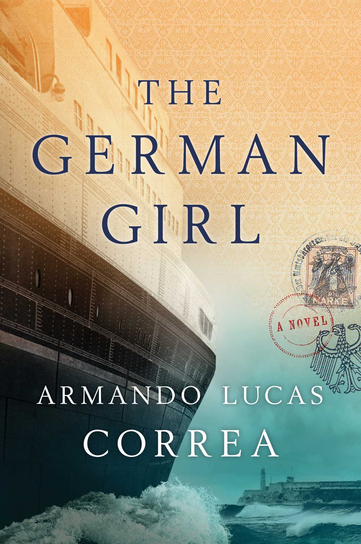 The german girl 9781501121142 hr