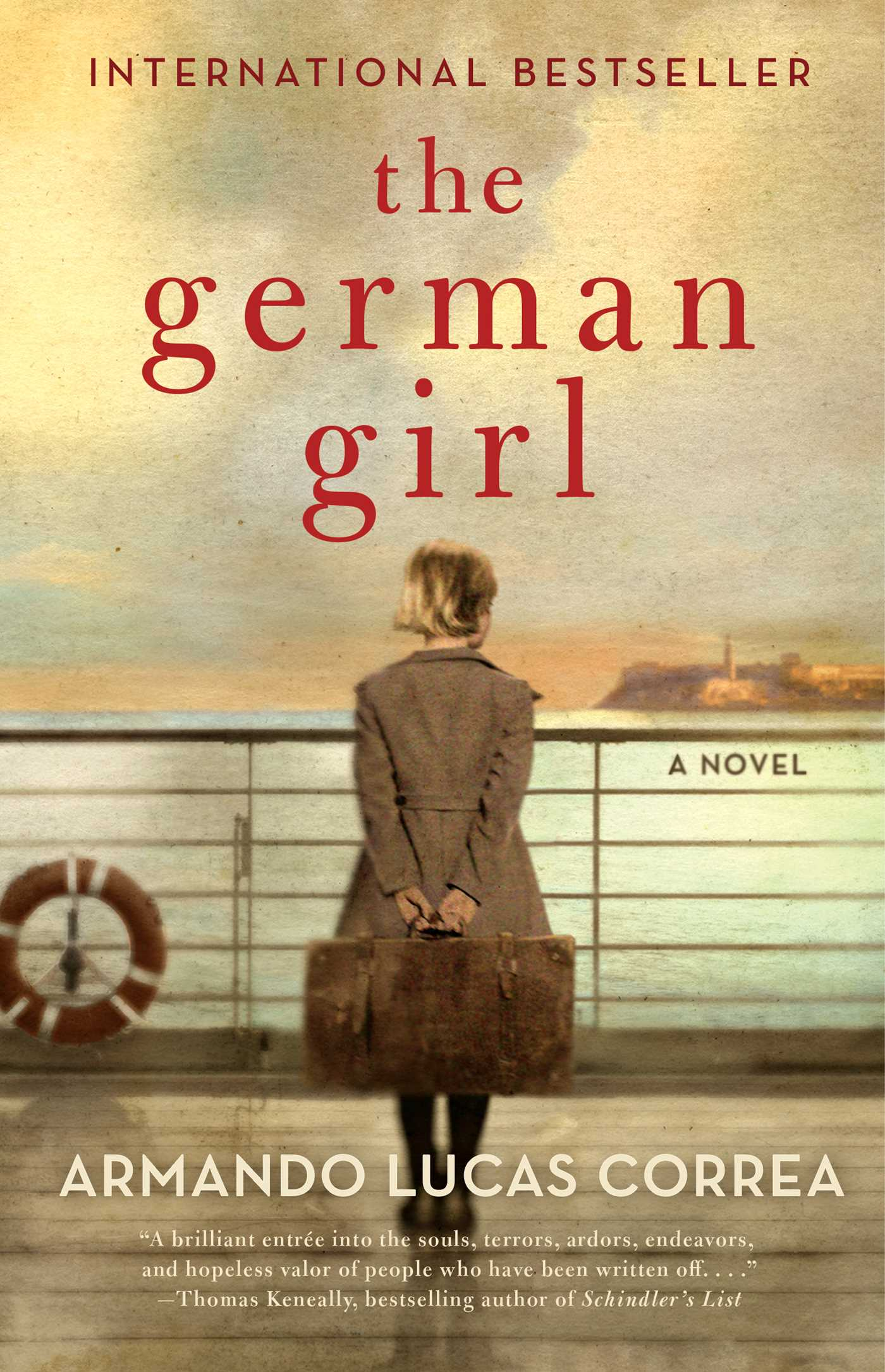 The german girl 9781501121241 hr