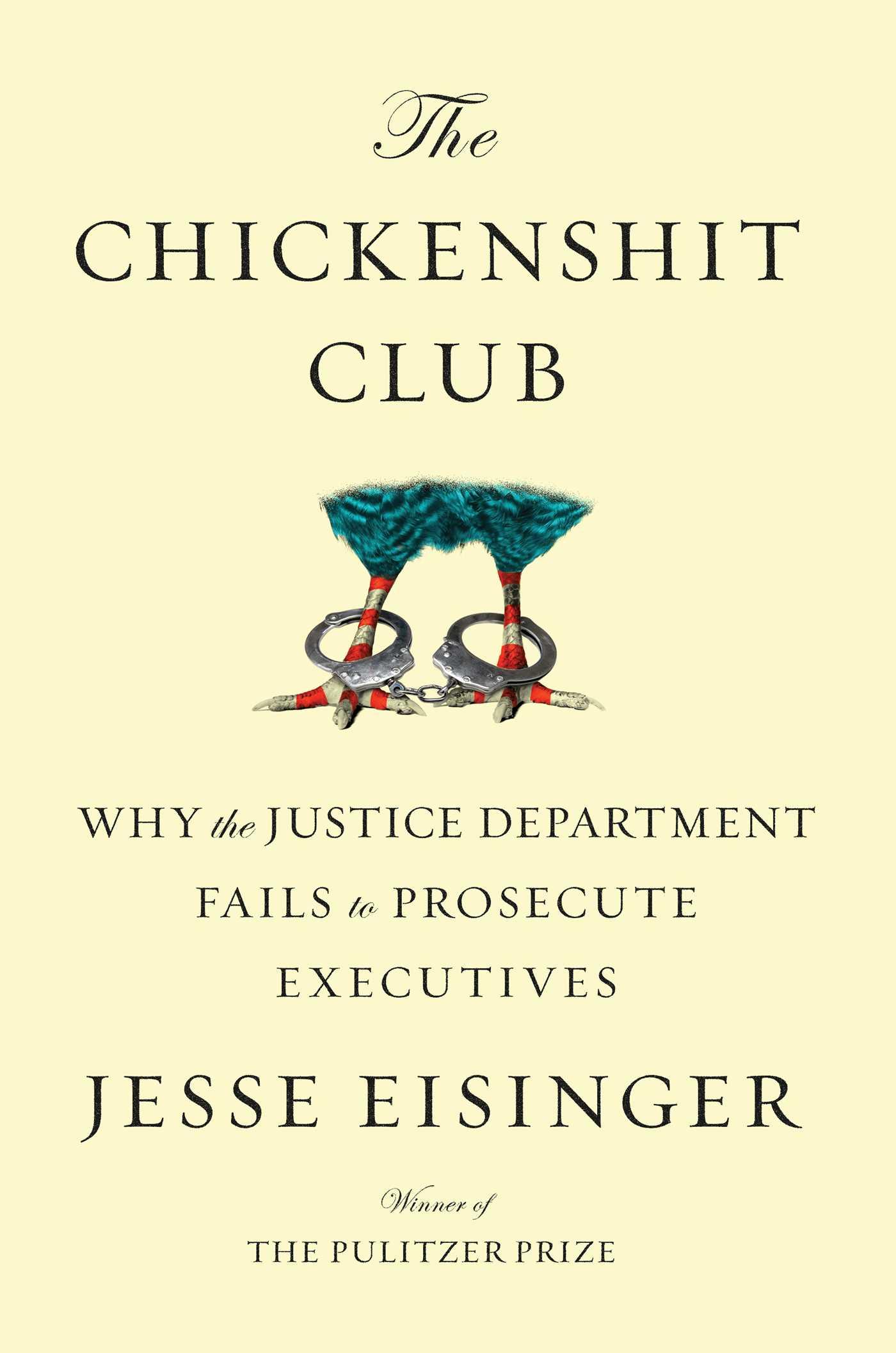 The chickenshit club 9781501121364 hr