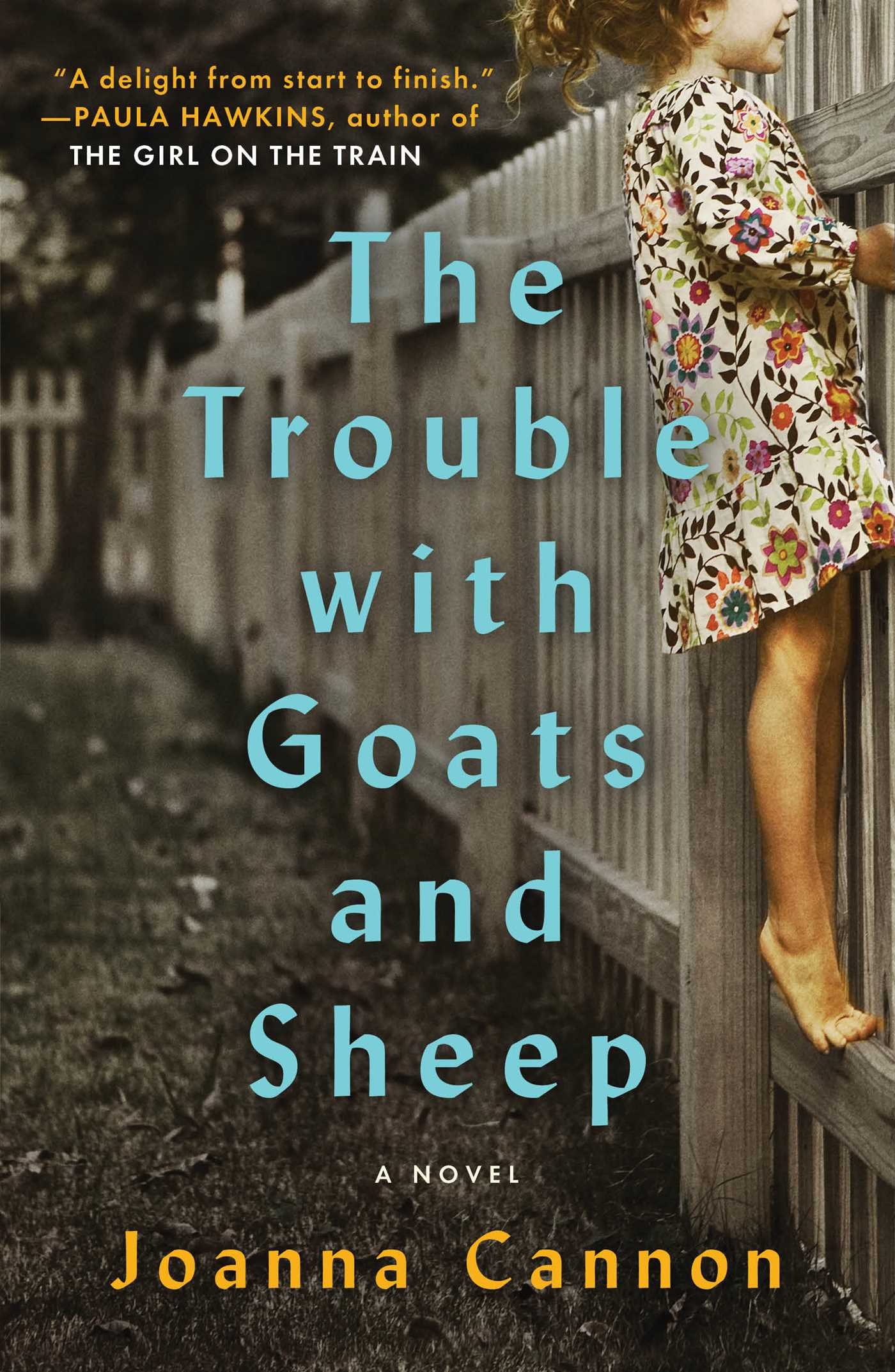 The Trouble With Goats And Sheep Book By Joanna Cannon