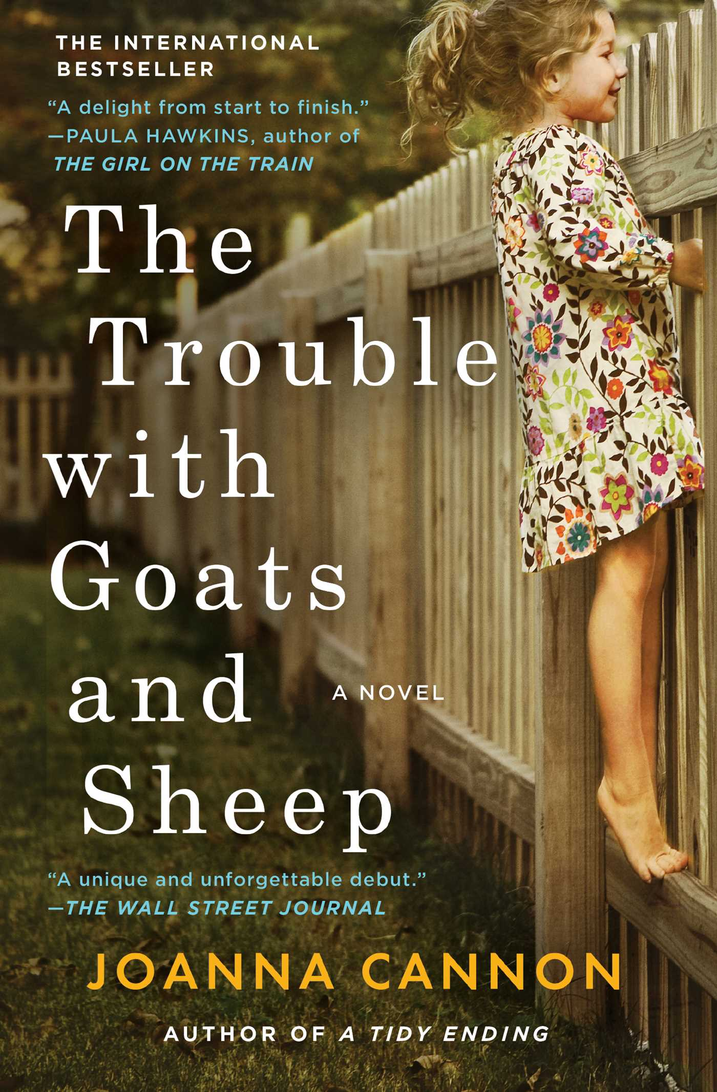 The trouble with goats and sheep 9781501121913 hr